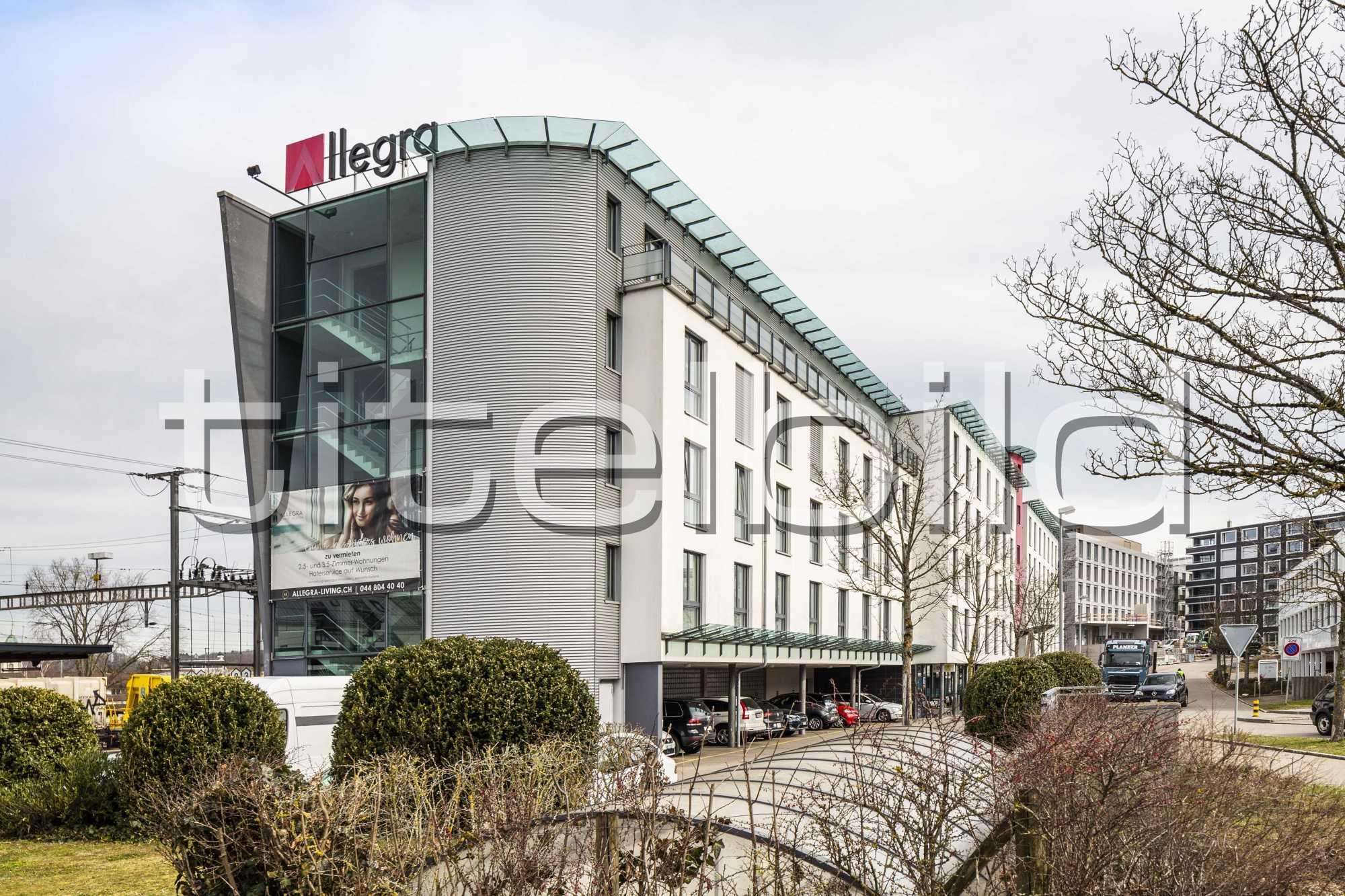 Projektbild-Nr. 1: Hotel Allegra Lodge