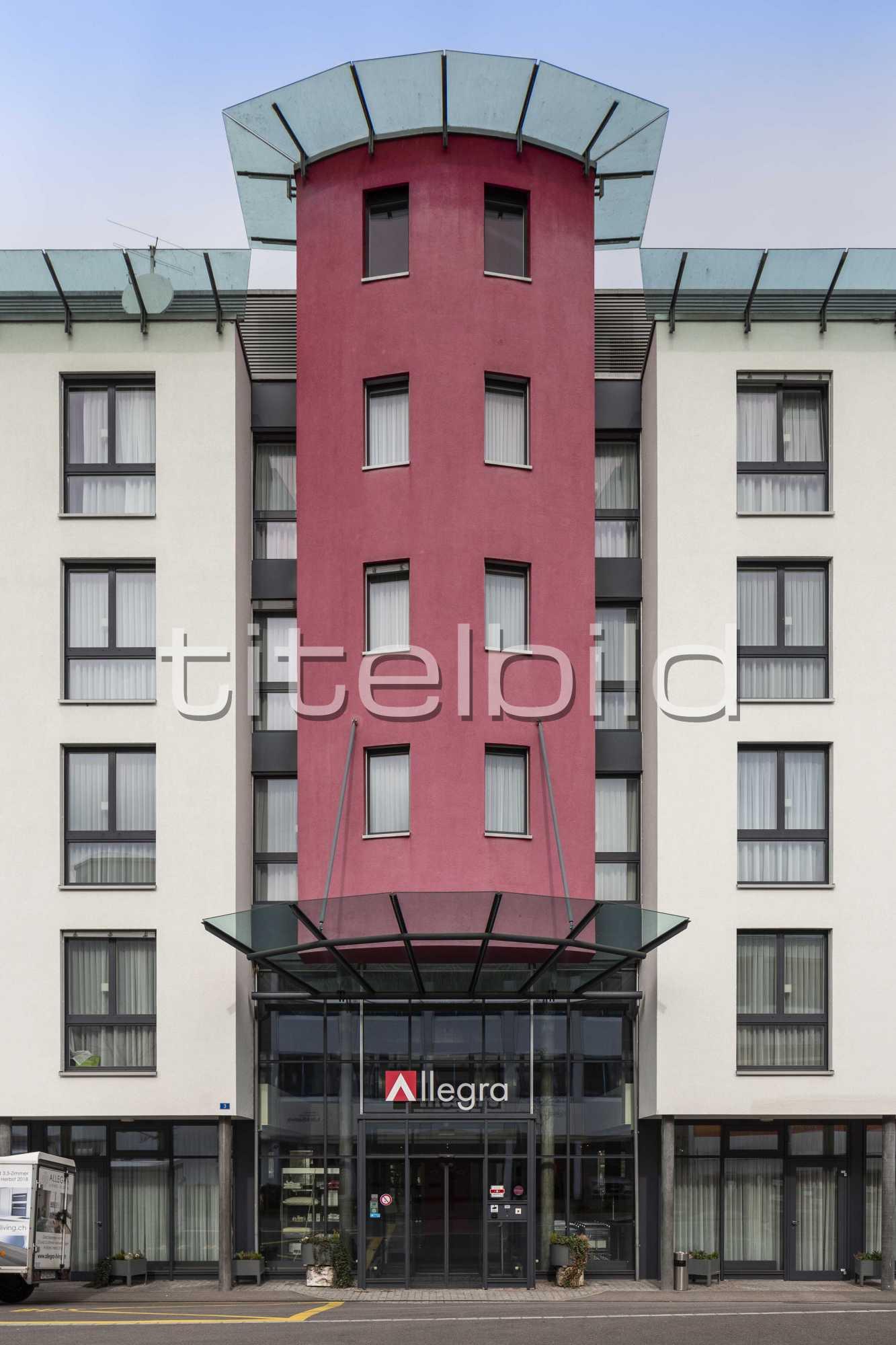 Projektbild-Nr. 4: Hotel Allegra Lodge