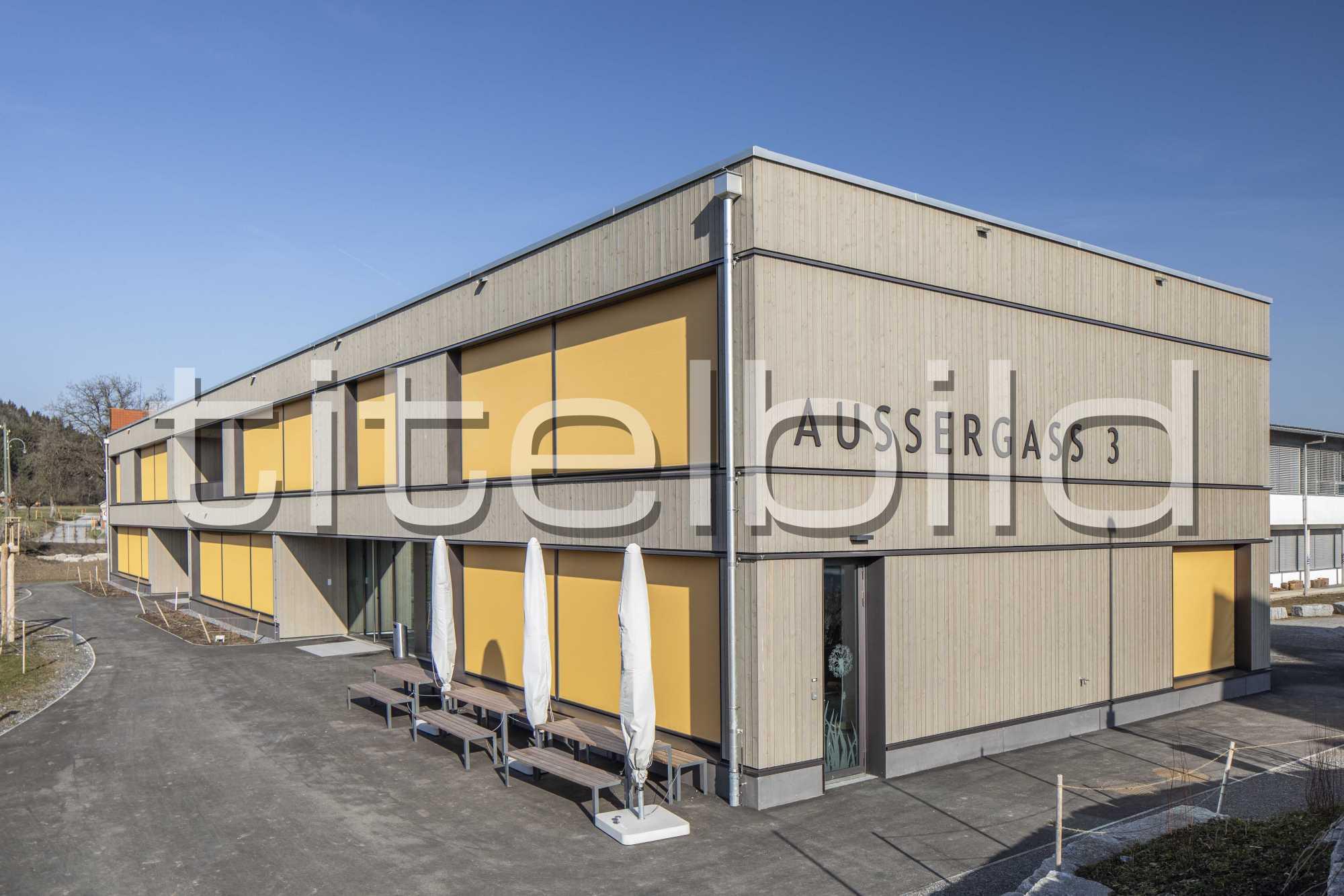 Projektbild-Nr. 0: Schulraum Aussergass, Grüningen