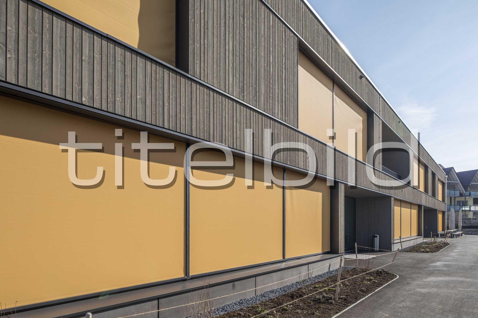 Projektbild-Nr. 2: Schulraum Aussergass, Grüningen