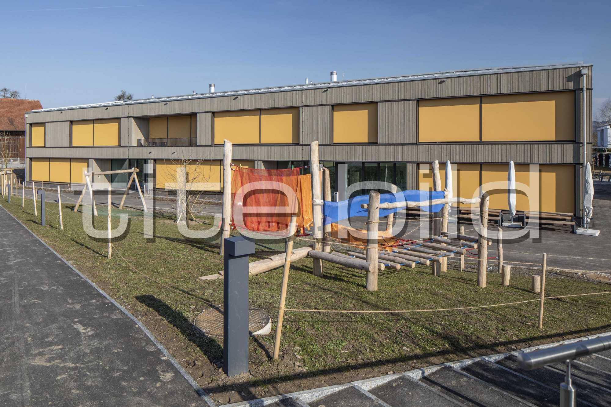 Projektbild-Nr. 3: Schulraum Aussergass, Grüningen