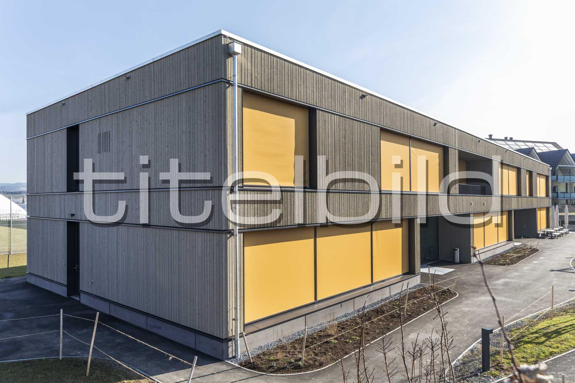 Projektbild-Nr. 4: Schulraum Aussergass, Grüningen