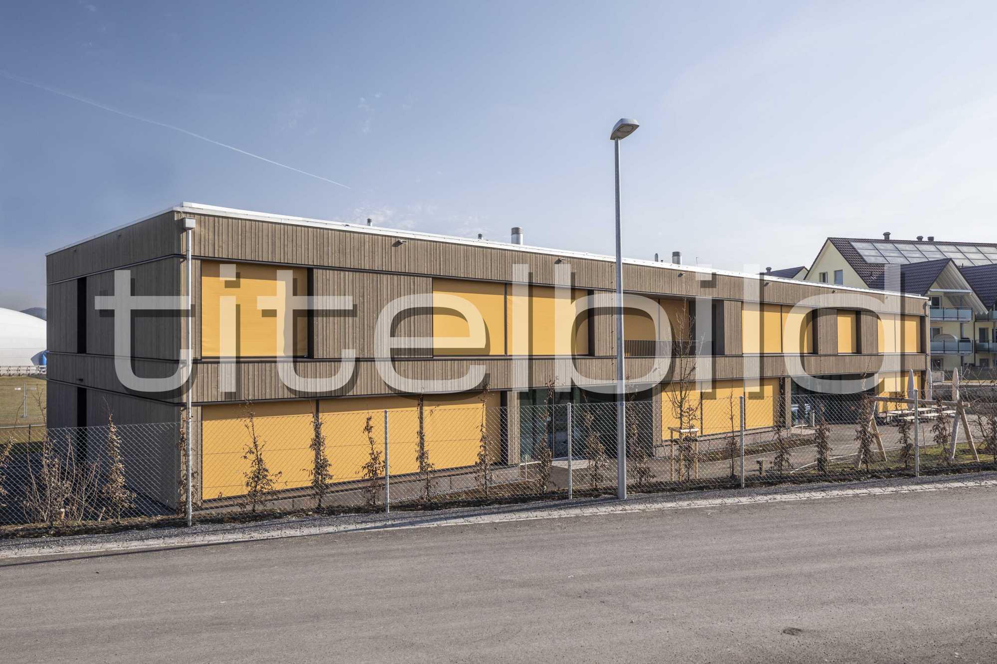Projektbild-Nr. 5: Schulraum Aussergass, Grüningen