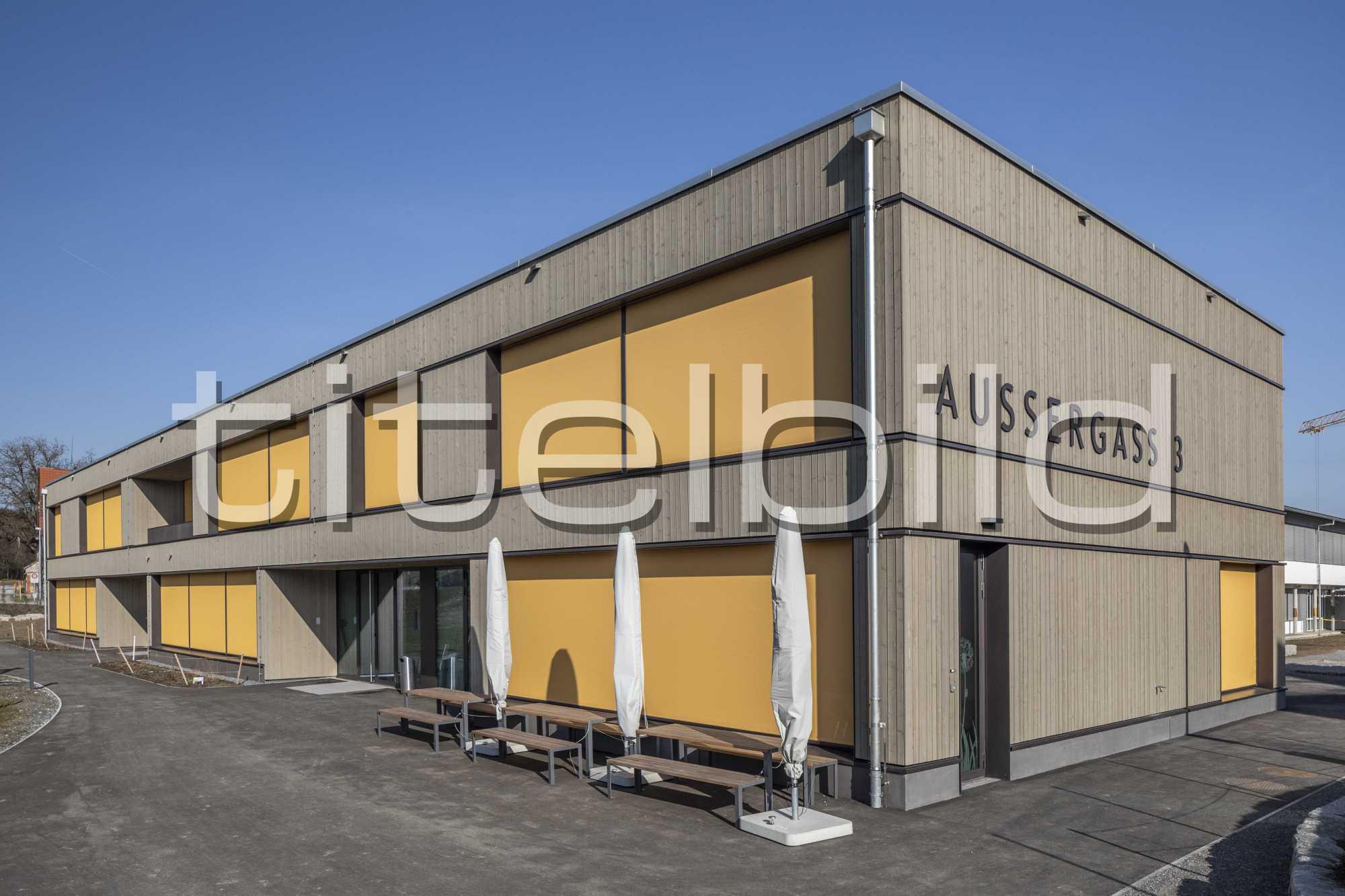 Projektbild-Nr. 6: Schulraum Aussergass, Grüningen