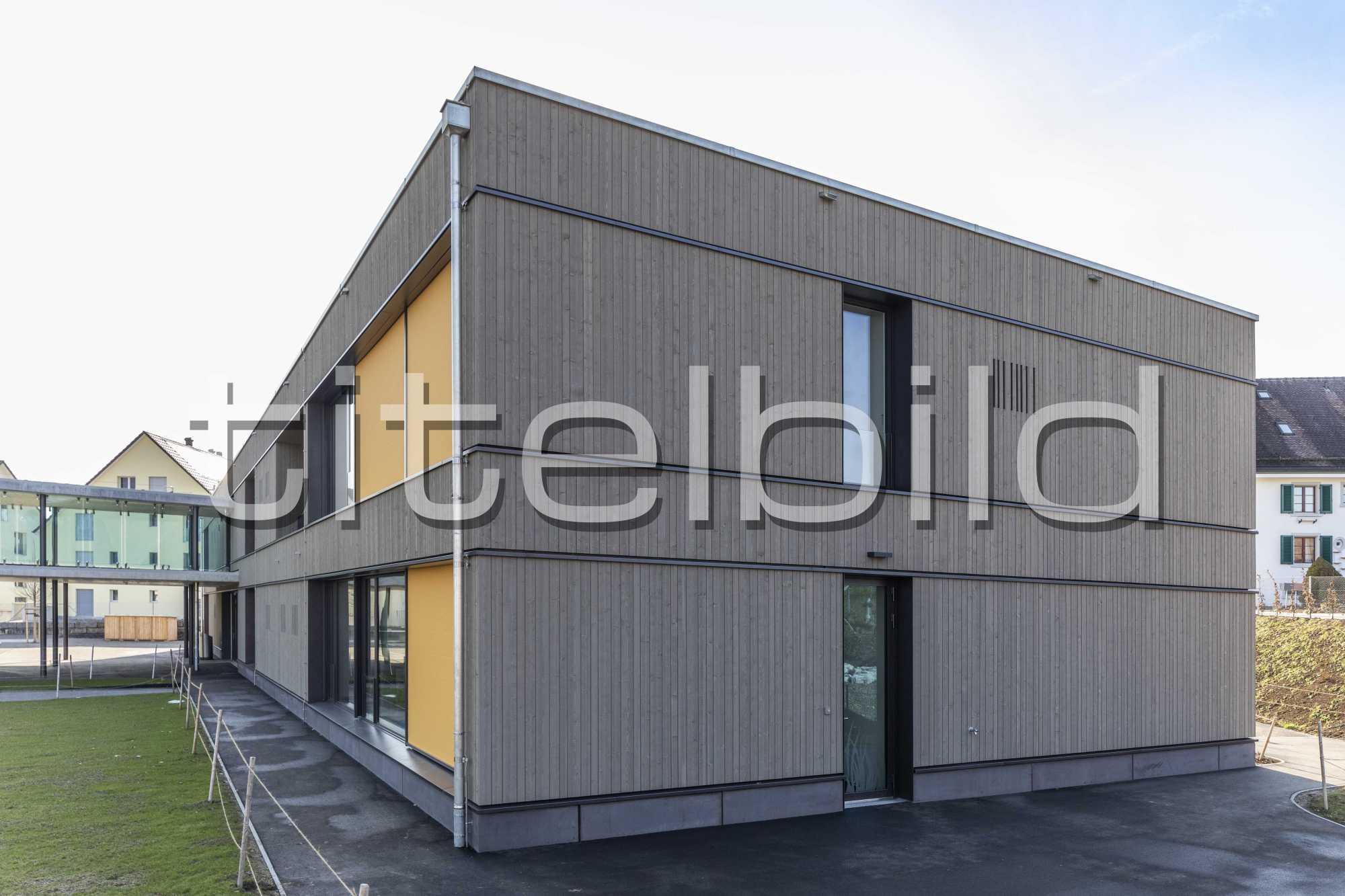 Projektbild-Nr. 7: Schulraum Aussergass, Grüningen