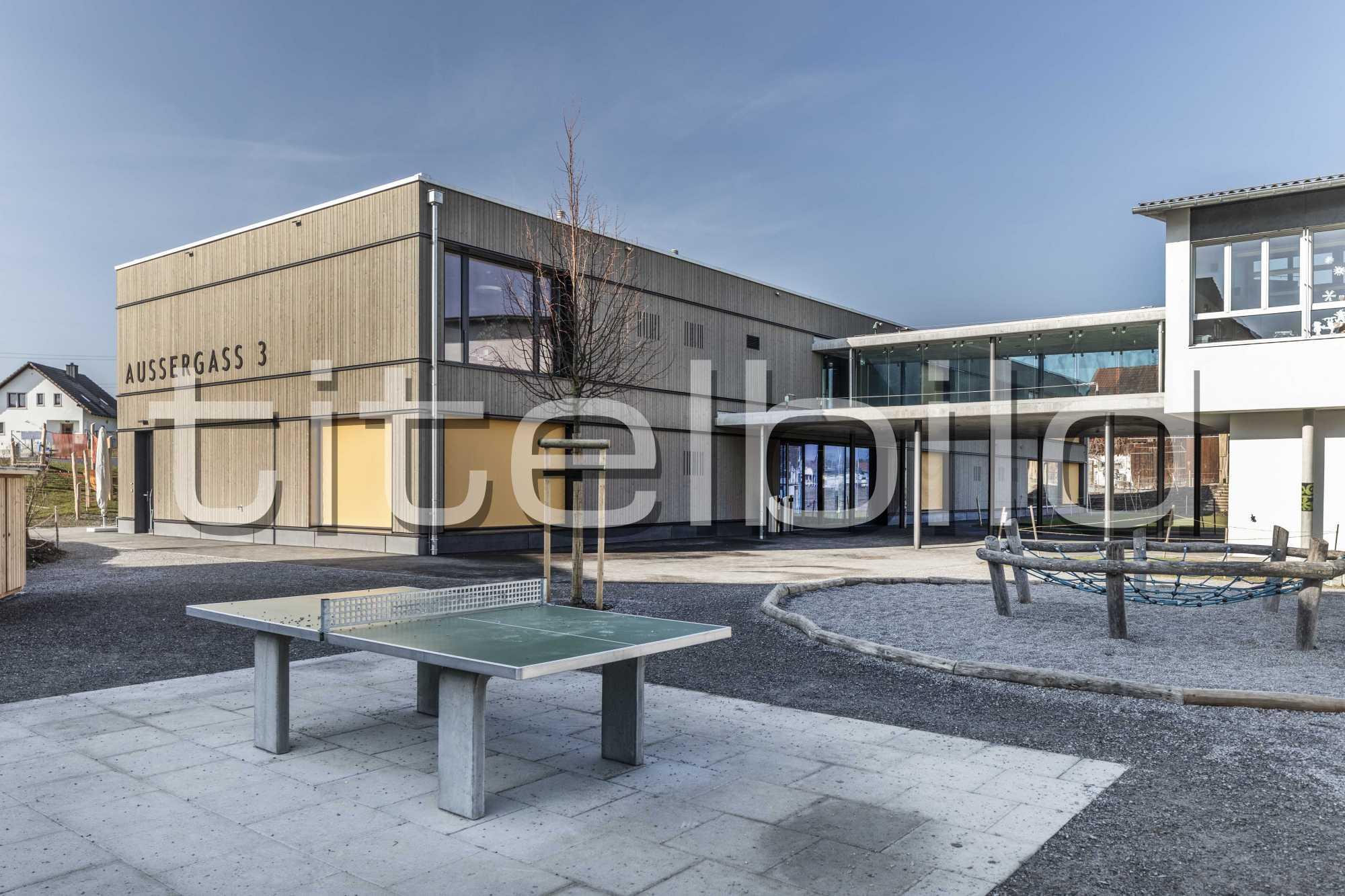Projektbild-Nr. 8: Schulraum Aussergass, Grüningen