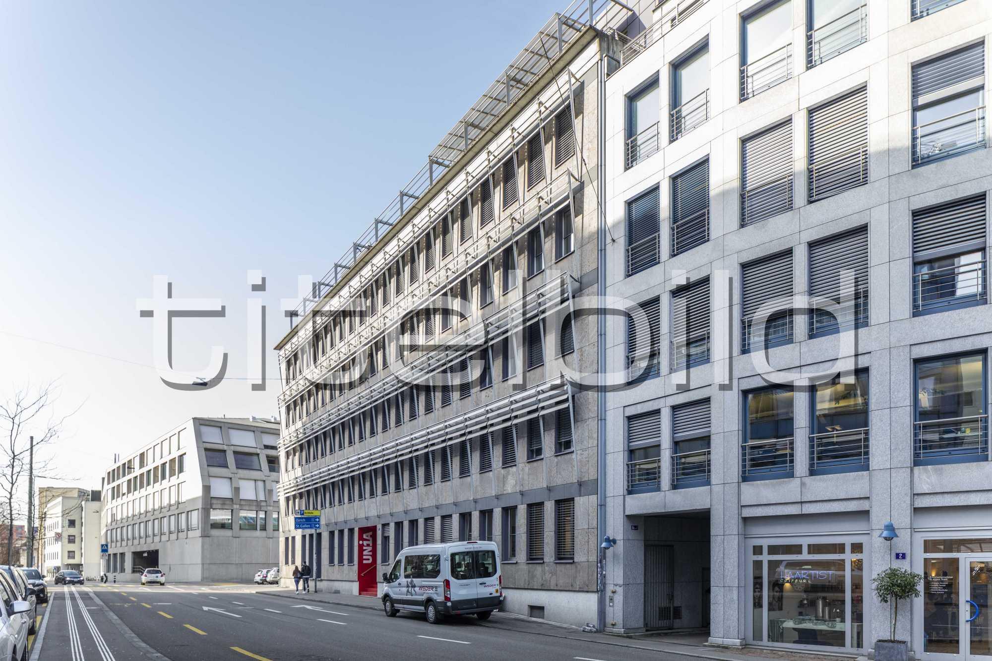 Projektbild-Nr. 1: GH Lagerhausstrasse 6, 8400 Winterthur