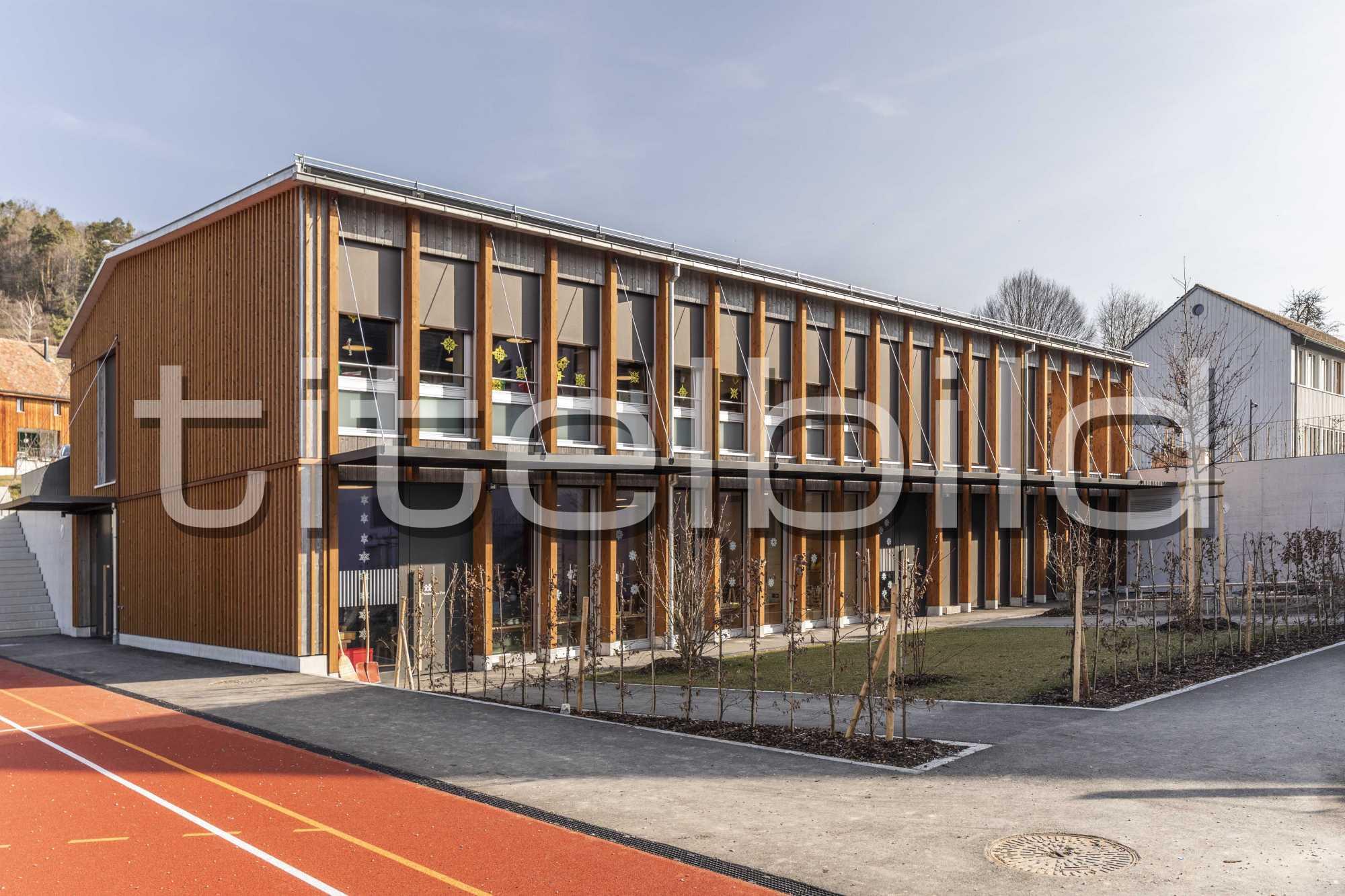 Projektbild-Nr. 0: Neubau Schulhaus
