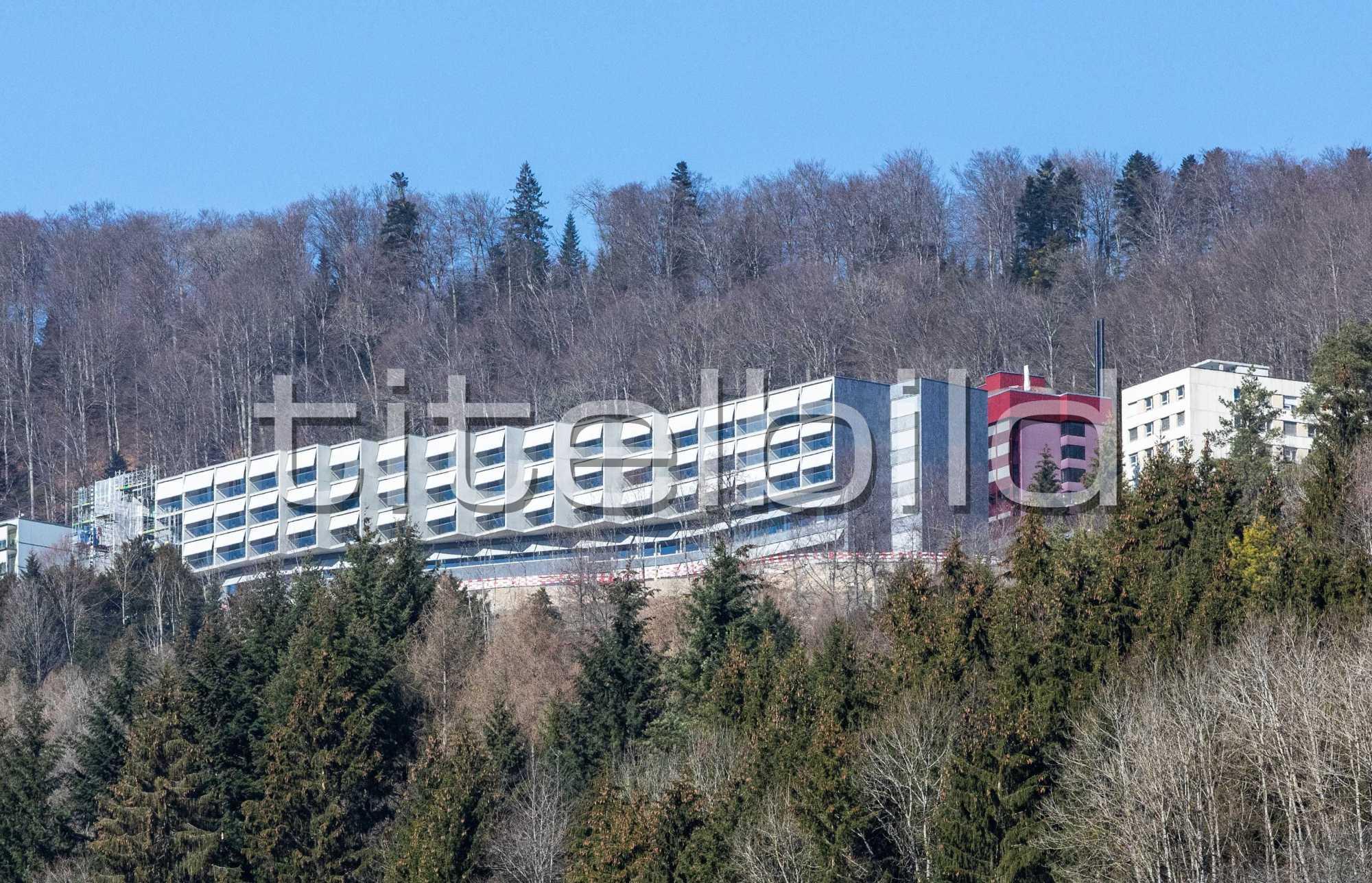 Projektbild-Nr. 0: Klinik Barmelweid Neubau Gebäude Oscar