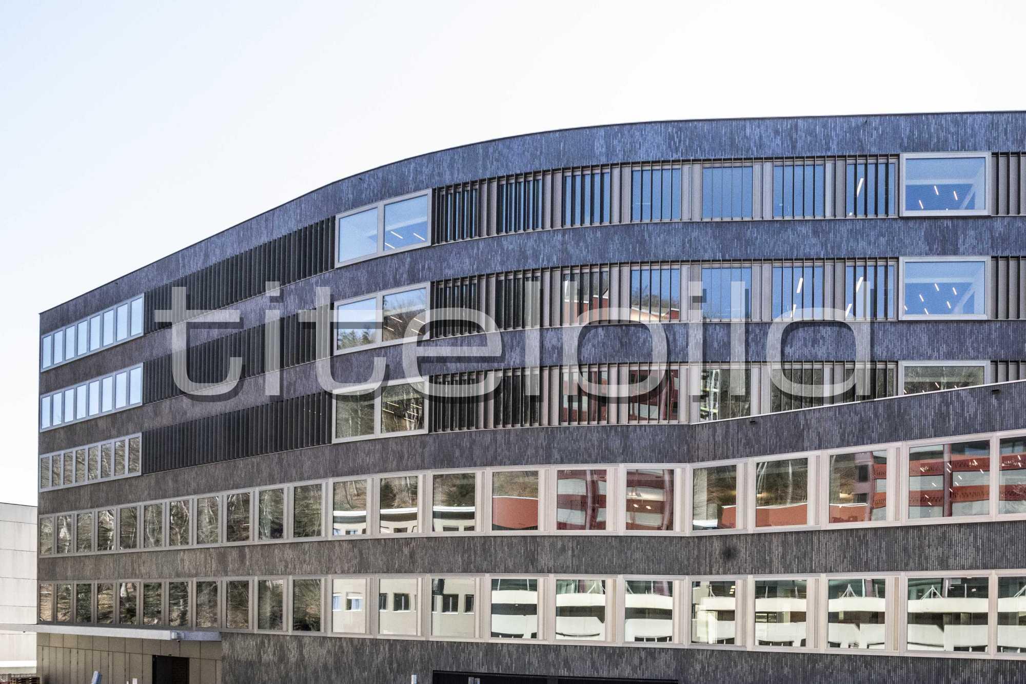 Projektbild-Nr. 1: Klinik Barmelweid Neubau Gebäude Oscar
