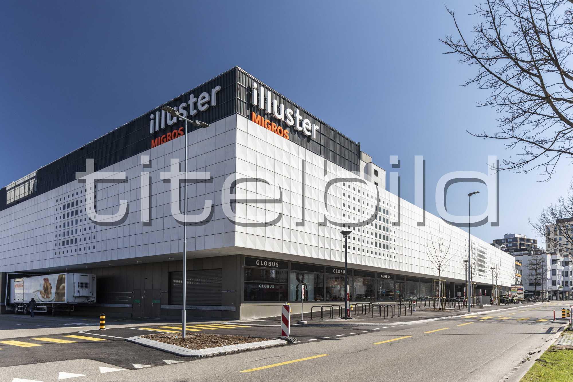 Projektbild-Nr. 0: Illuster Umbau Einkaufszentrum