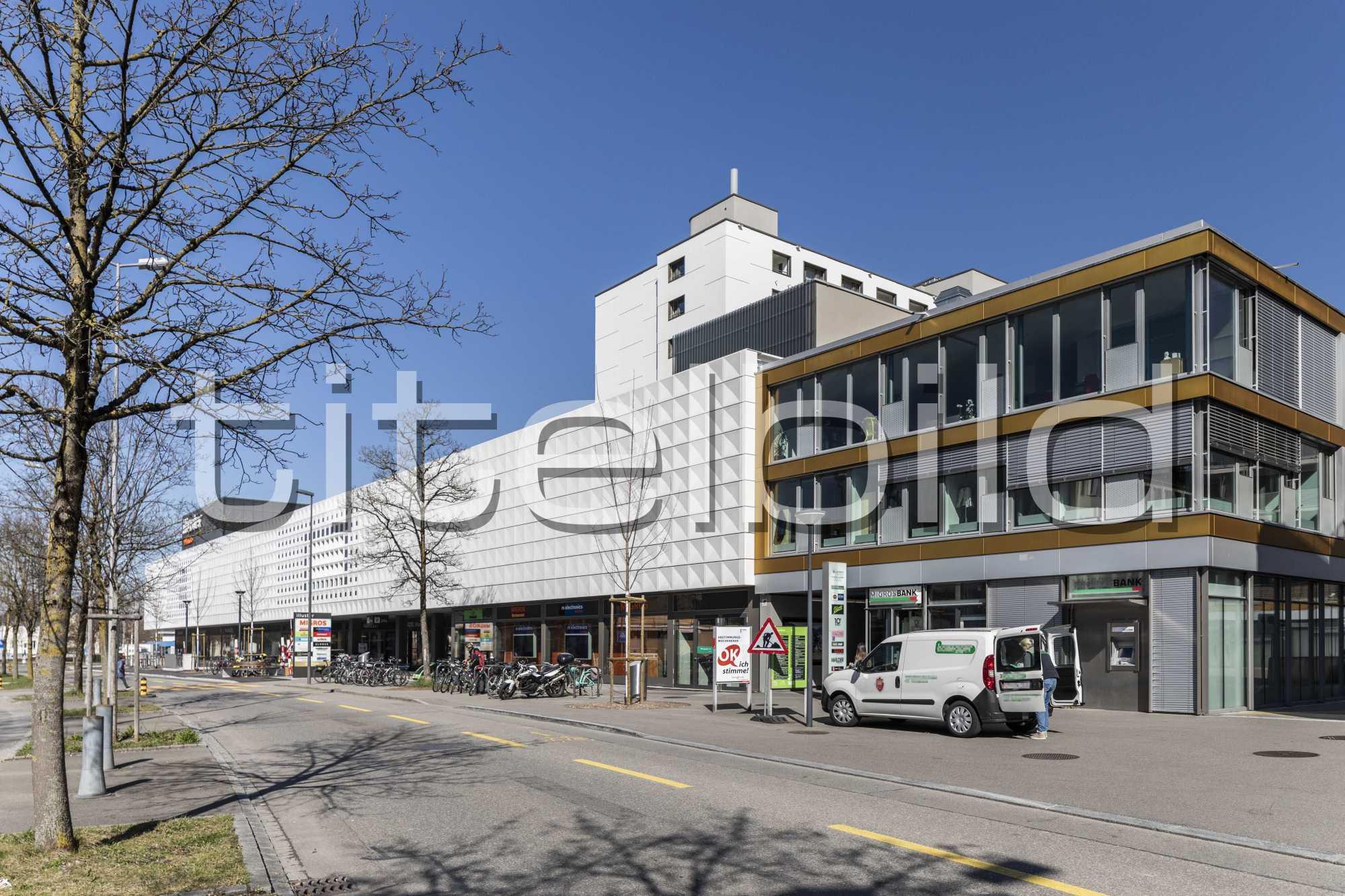 Projektbild-Nr. 1: Illuster Umbau Einkaufszentrum