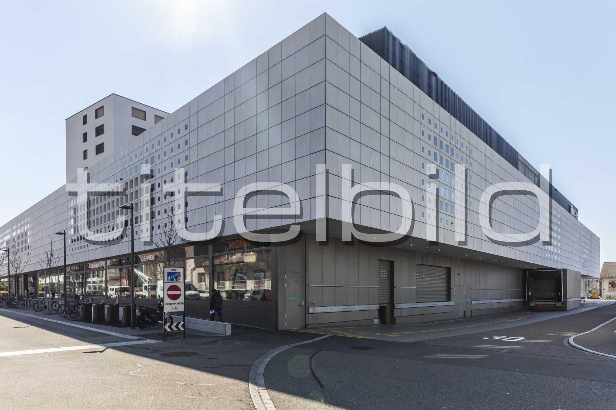 Projektbild-Nr. 5: Illuster Umbau Einkaufszentrum