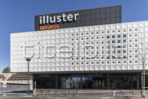 Bild-Nr: 3des Objektes Illuster Umbau Einkaufszentrum