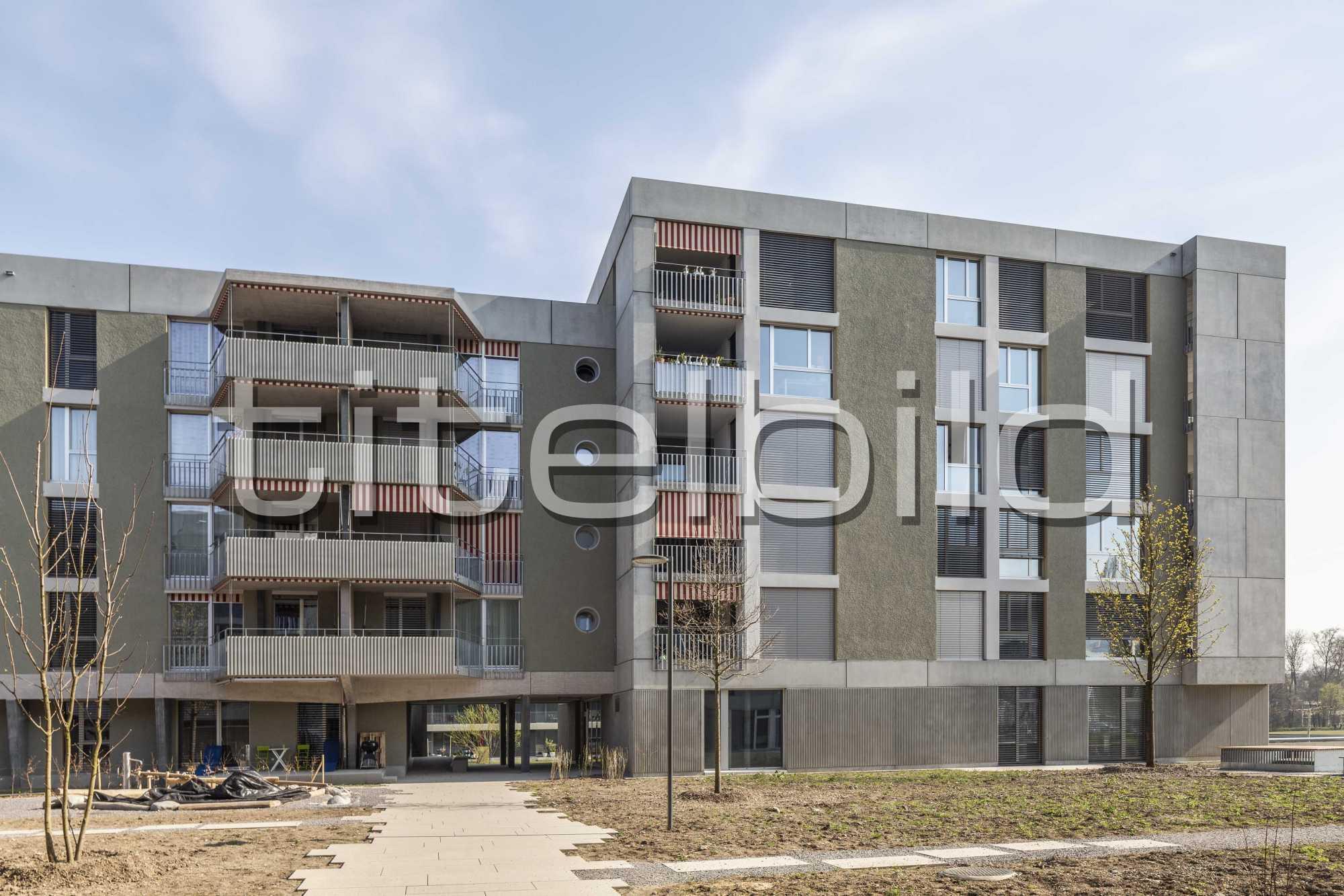 Projektbild-Nr. 0: ABZ Siedlung Glattpark