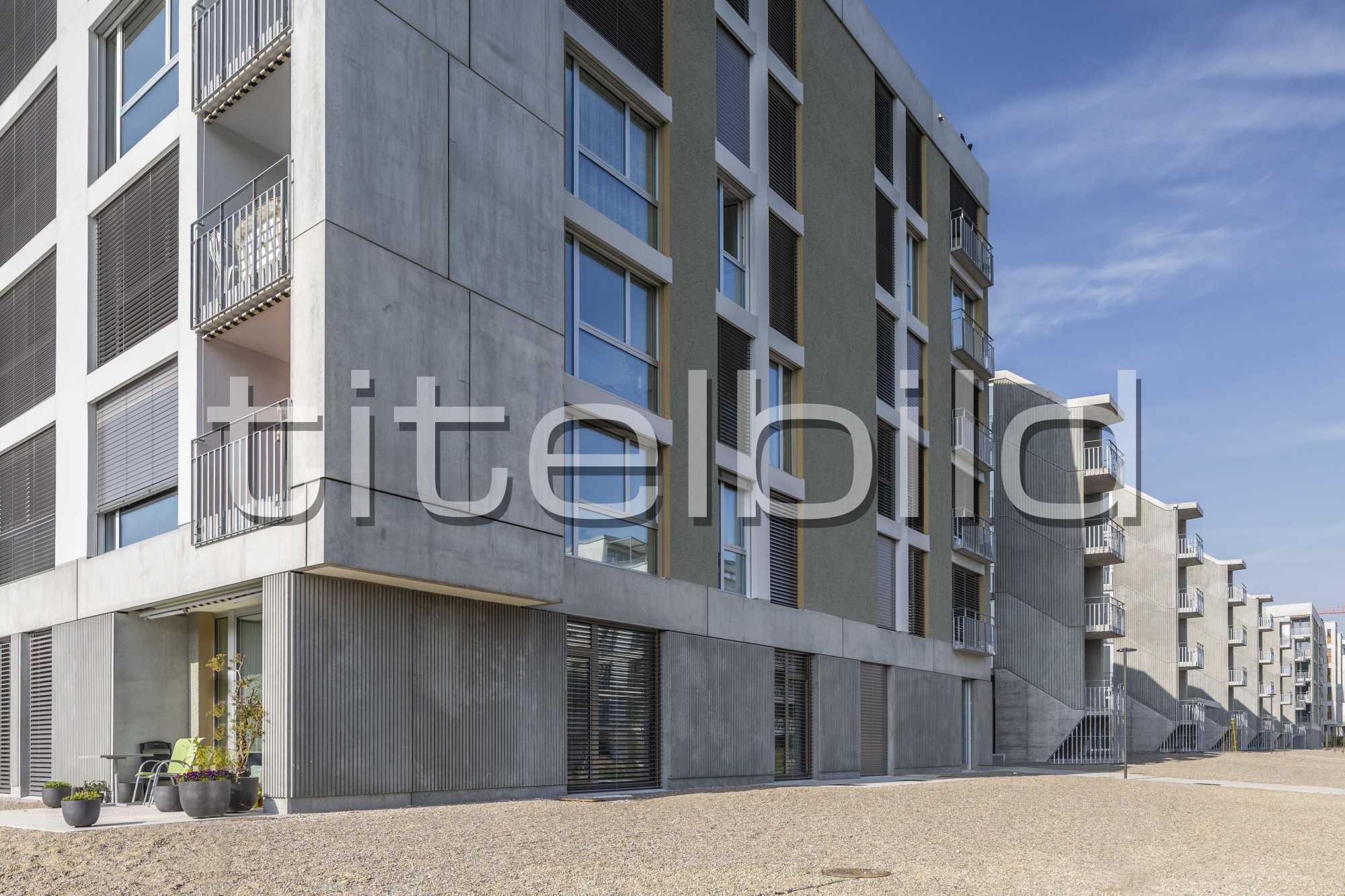 Projektbild-Nr. 9: ABZ Siedlung Glattpark