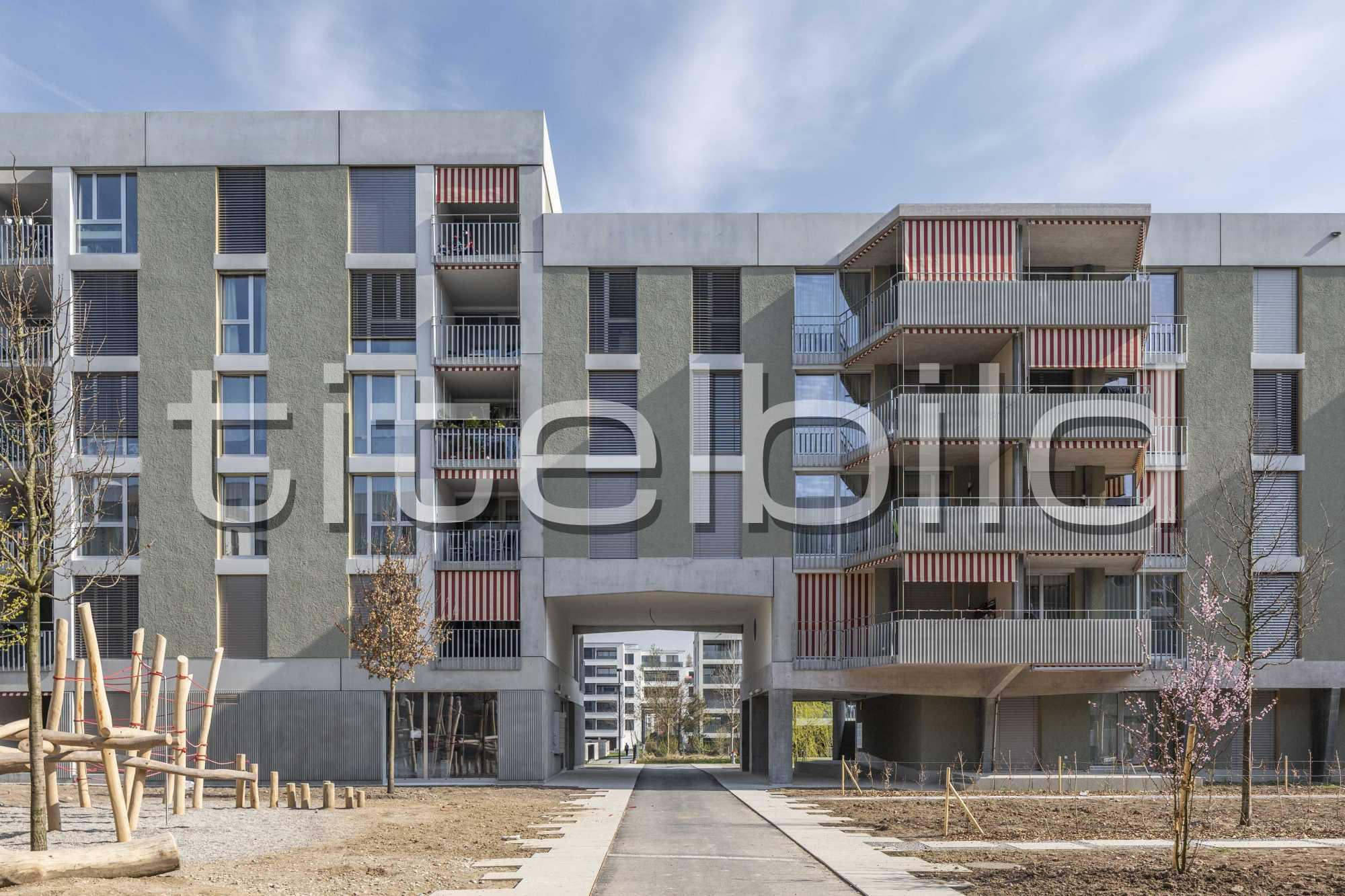 Projektbild-Nr. 1: ABZ Siedlung Glattpark