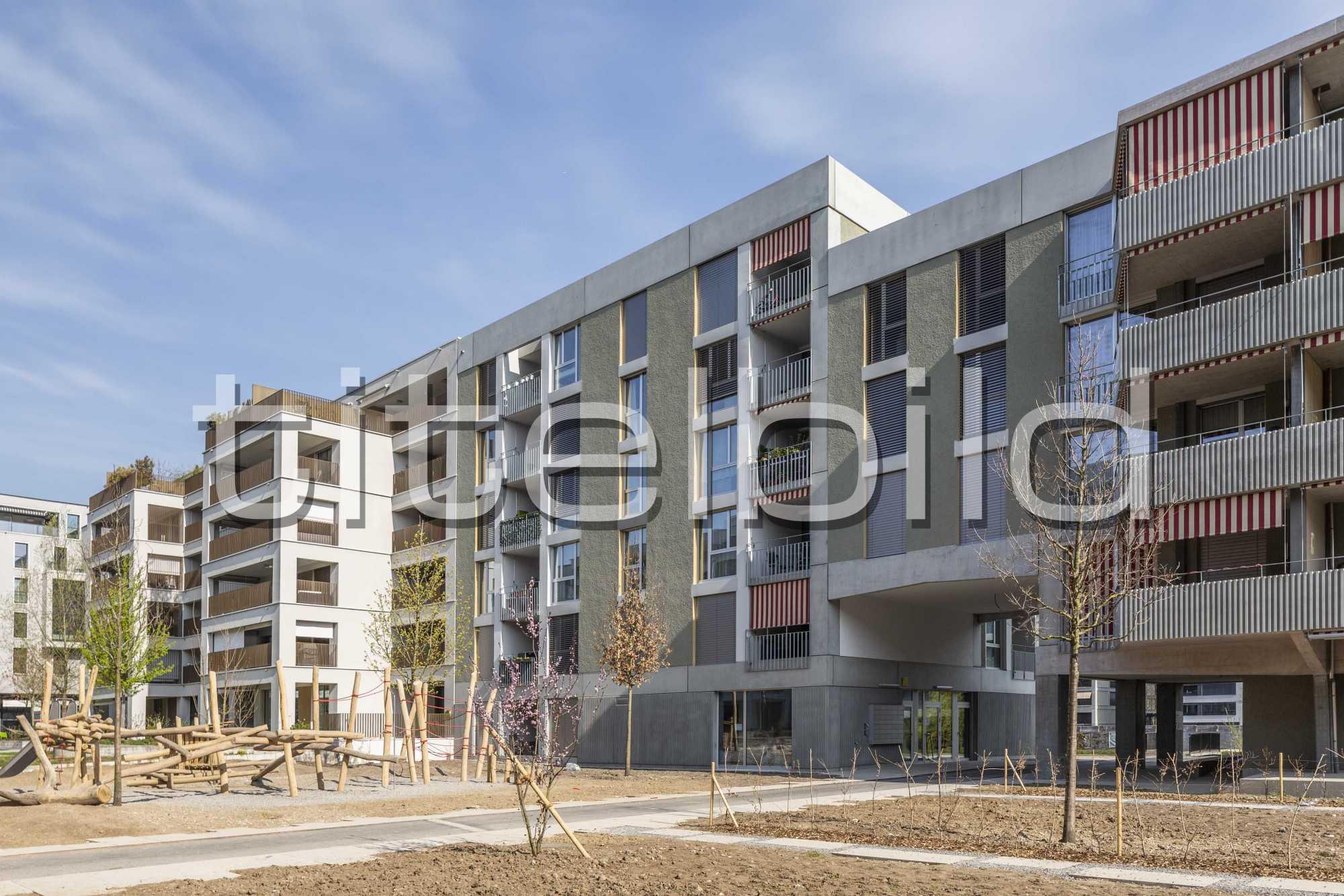 Projektbild-Nr. 2: ABZ Siedlung Glattpark