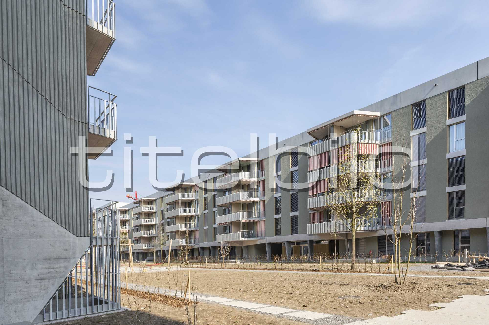 Projektbild-Nr. 3: ABZ Siedlung Glattpark