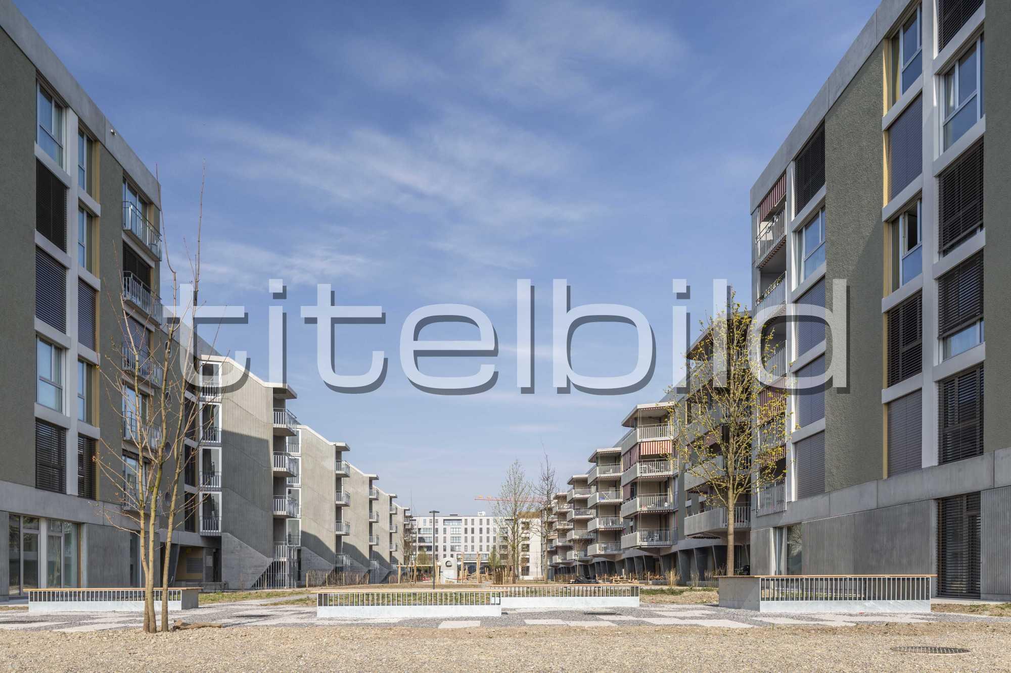 Projektbild-Nr. 4: ABZ Siedlung Glattpark