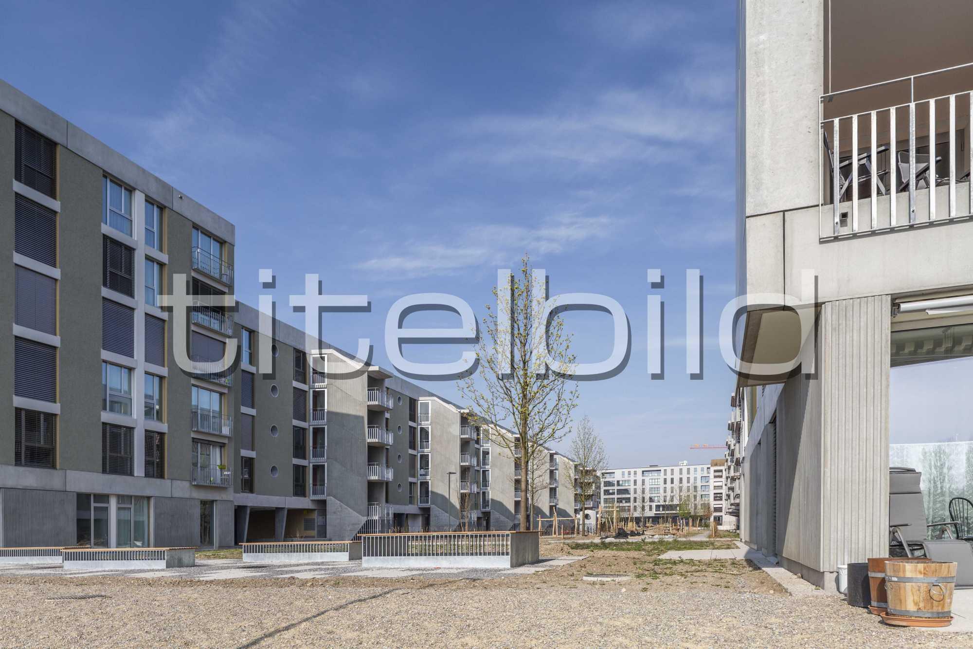 Projektbild-Nr. 5: ABZ Siedlung Glattpark