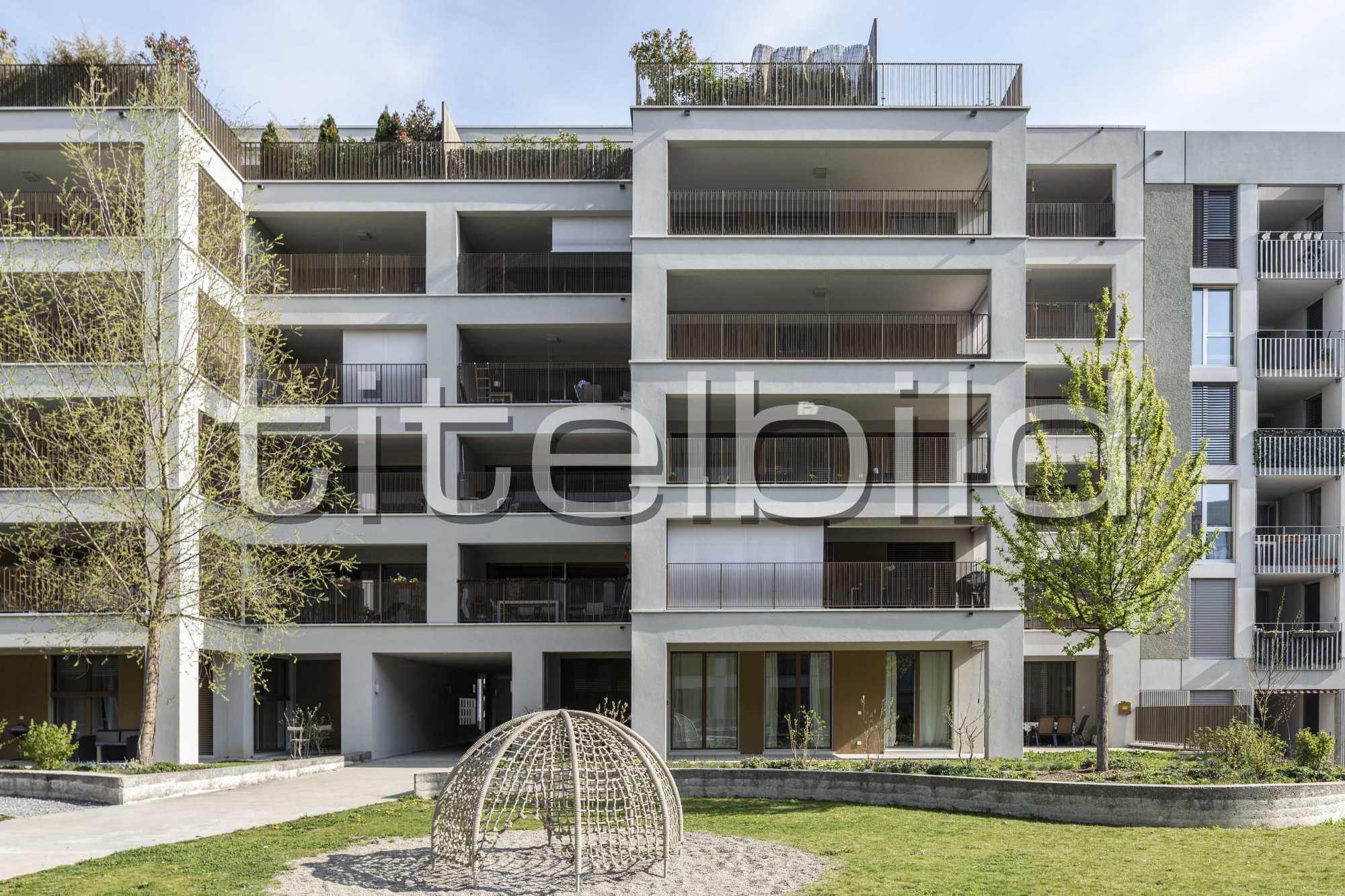 Projektbild-Nr. 6: ABZ Siedlung Glattpark