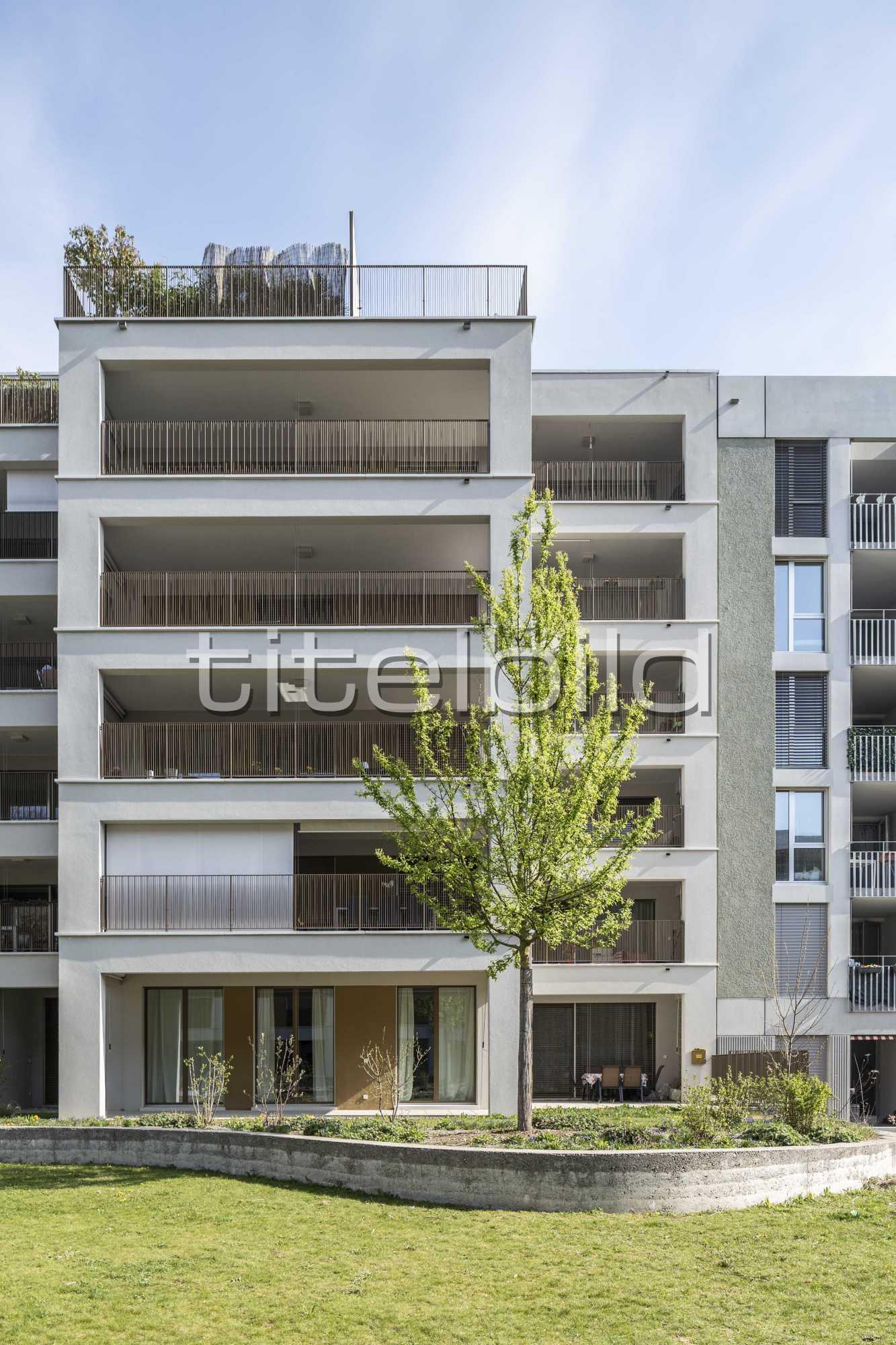 Projektbild-Nr. 7: ABZ Siedlung Glattpark