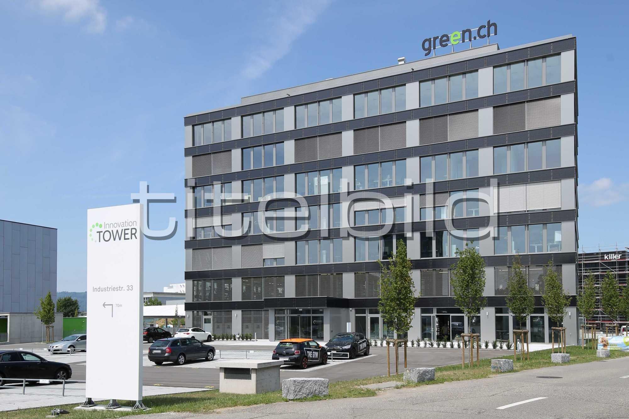 Projektbild-Nr. 0: Green Datacenter AG
