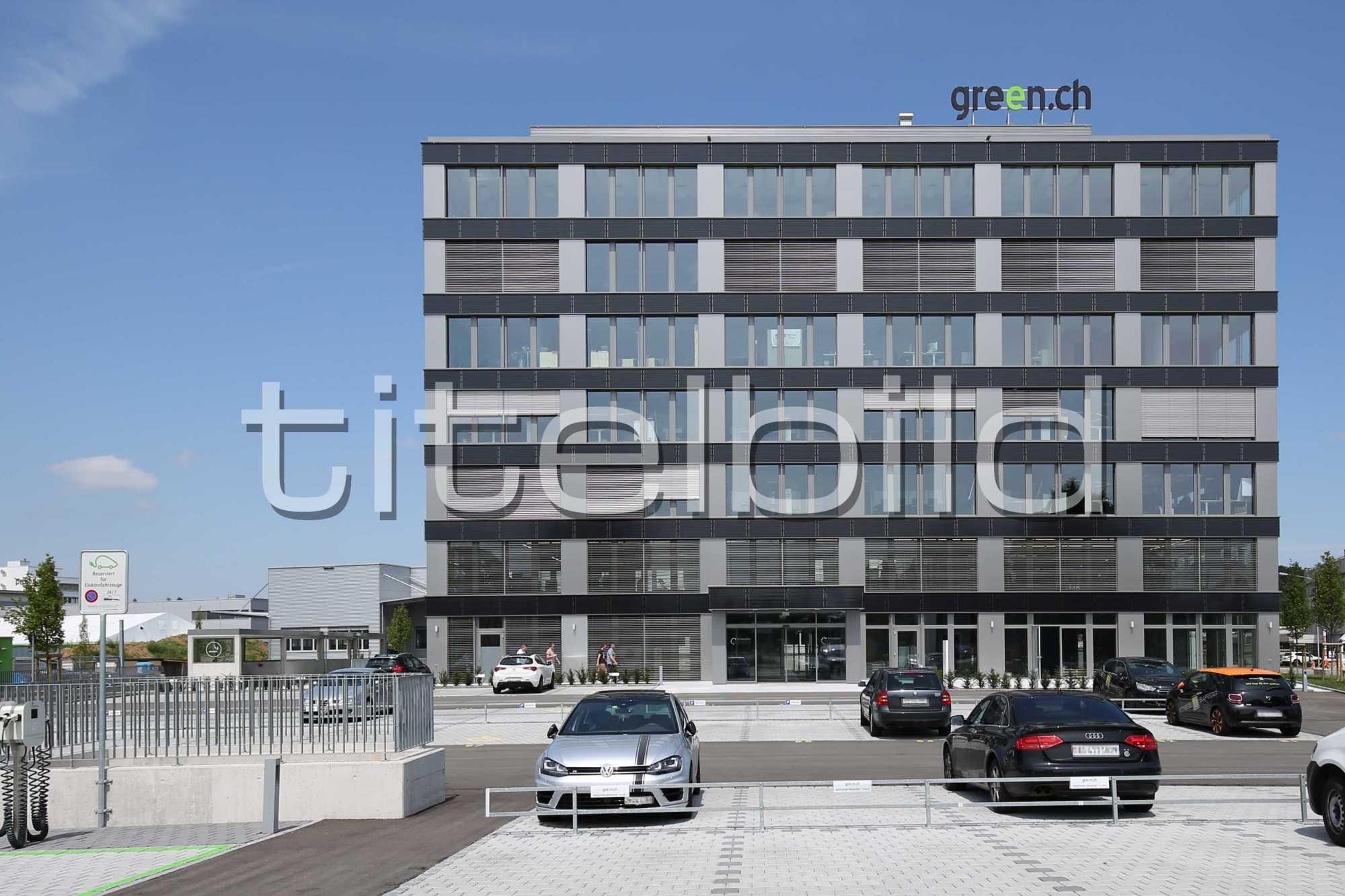 Projektbild-Nr. 1: Green Datacenter AG