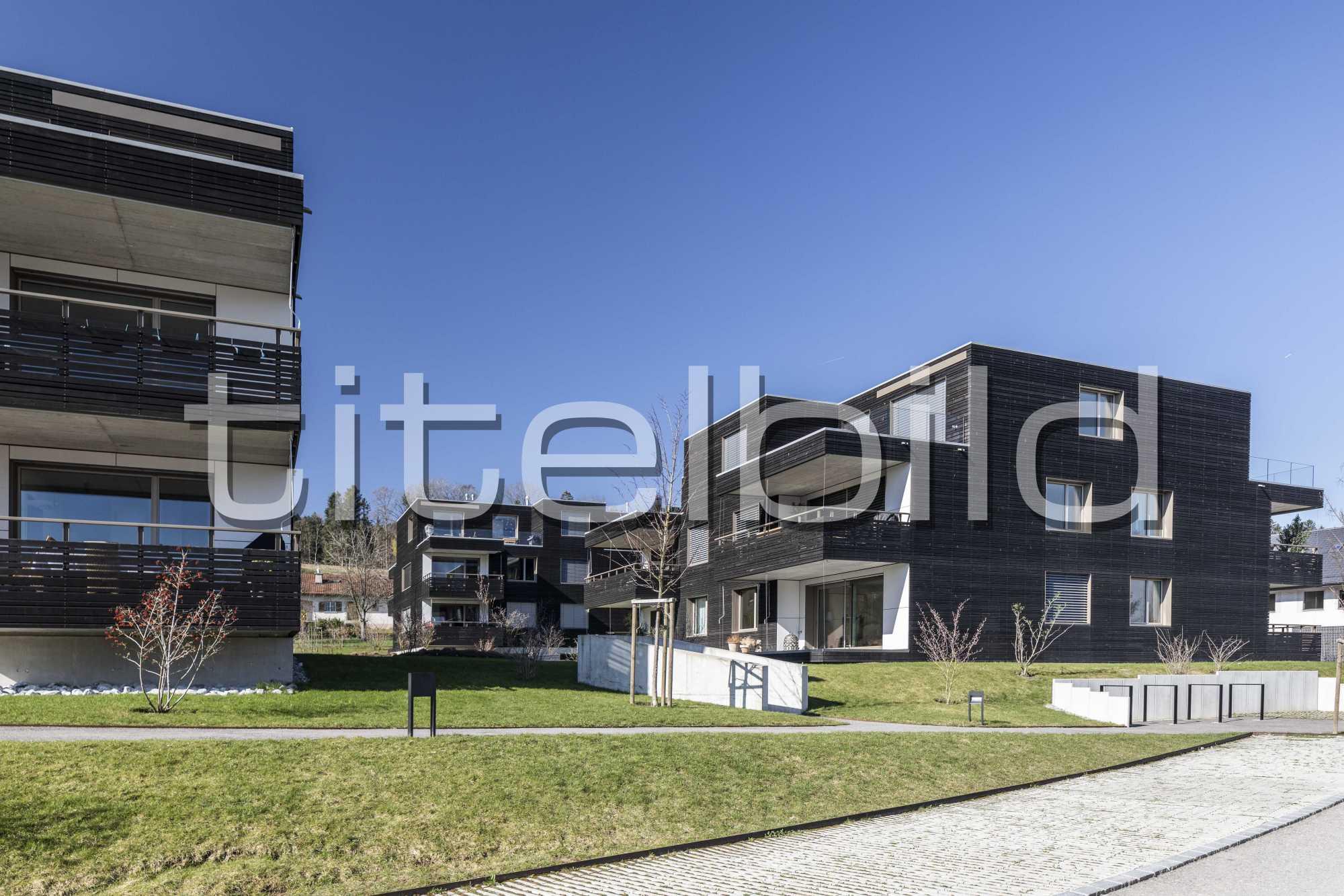 Projektbild-Nr. 1: Wohnsiedlung Im Männliacher