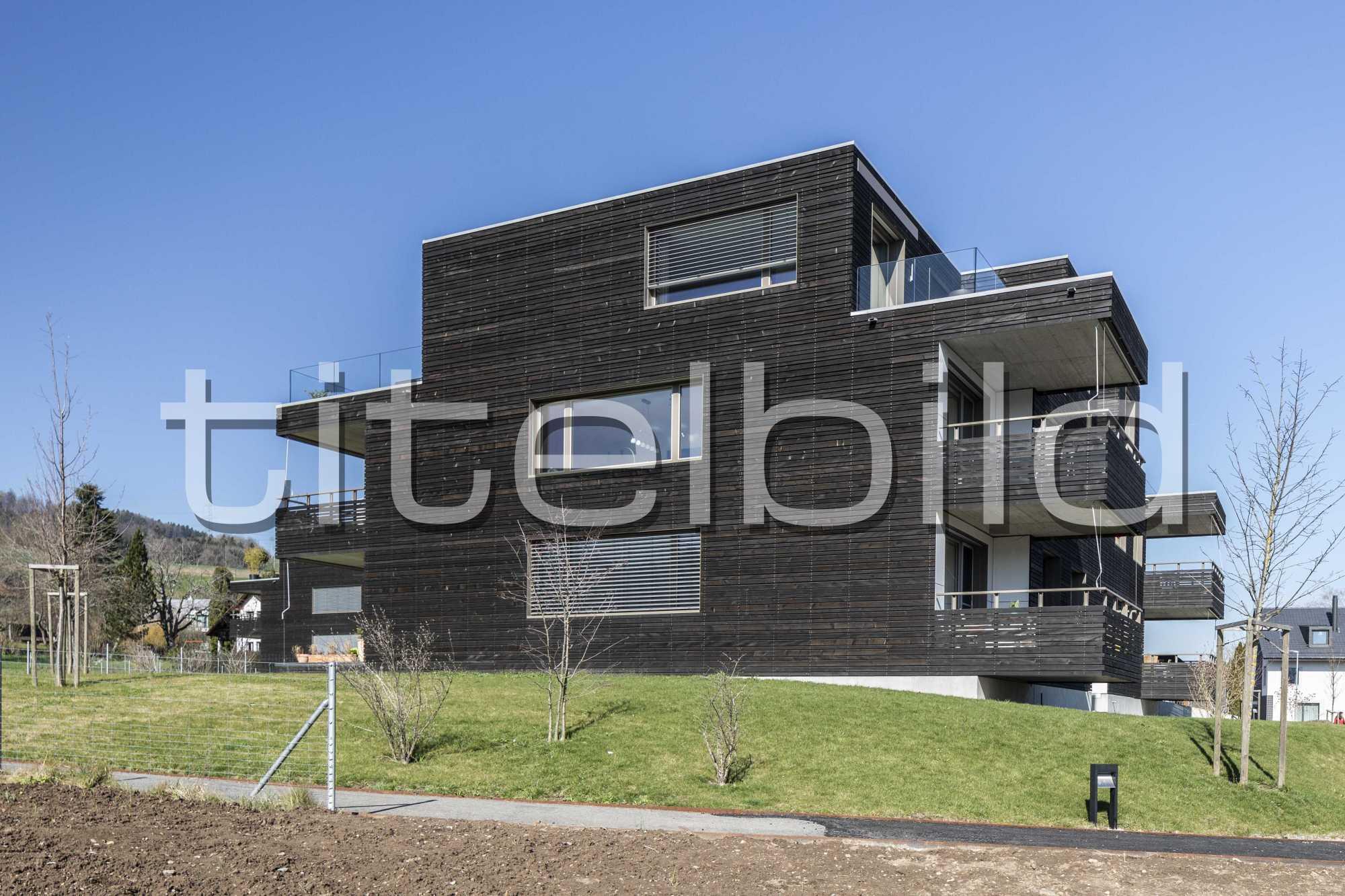 Projektbild-Nr. 3: Wohnsiedlung Im Männliacher
