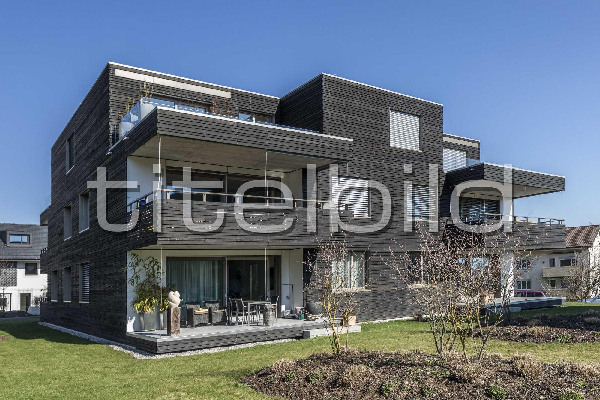 Projektbild-Nr. 5: Wohnsiedlung Im Männliacher