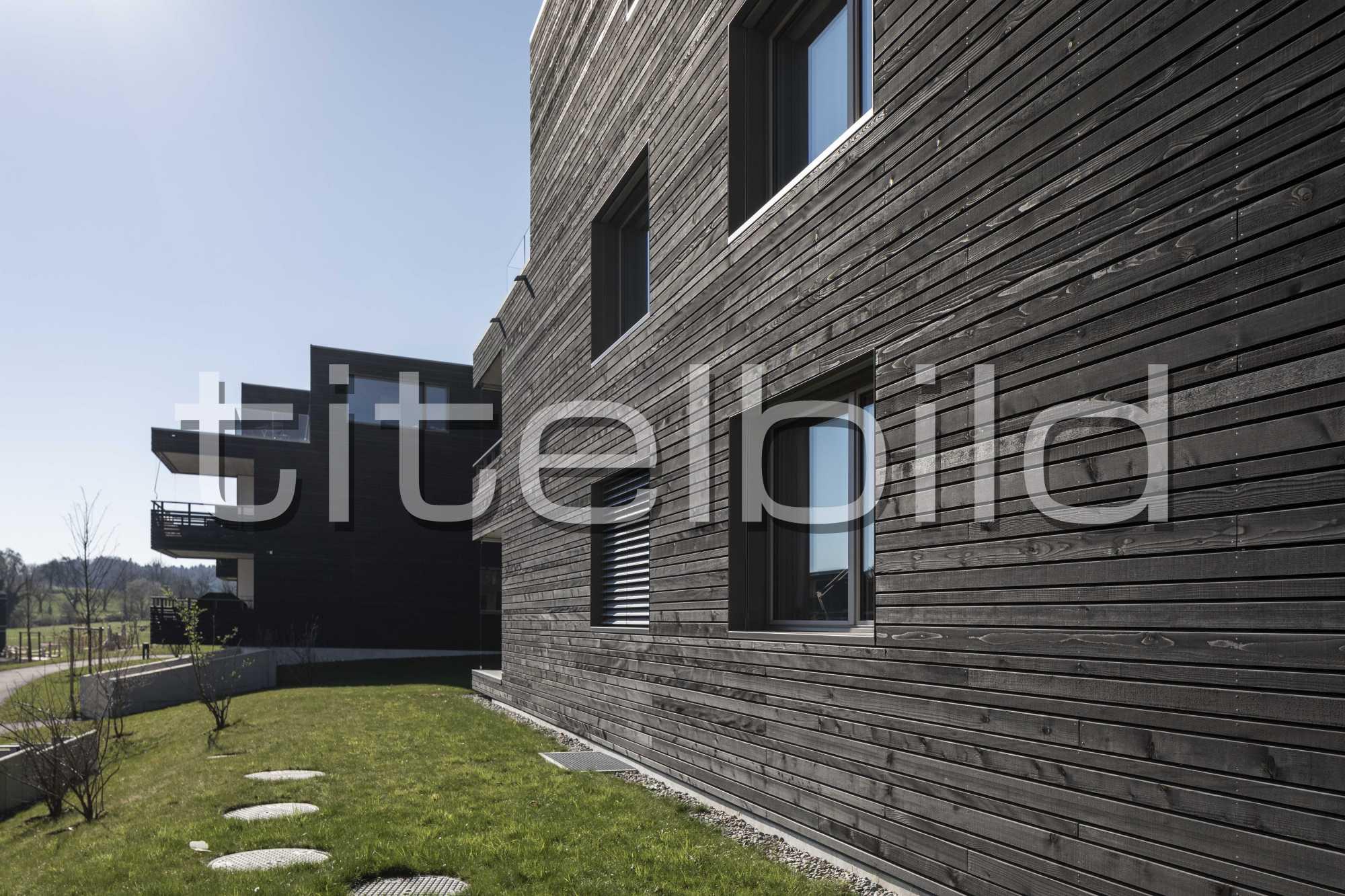 Projektbild-Nr. 6: Wohnsiedlung Im Männliacher