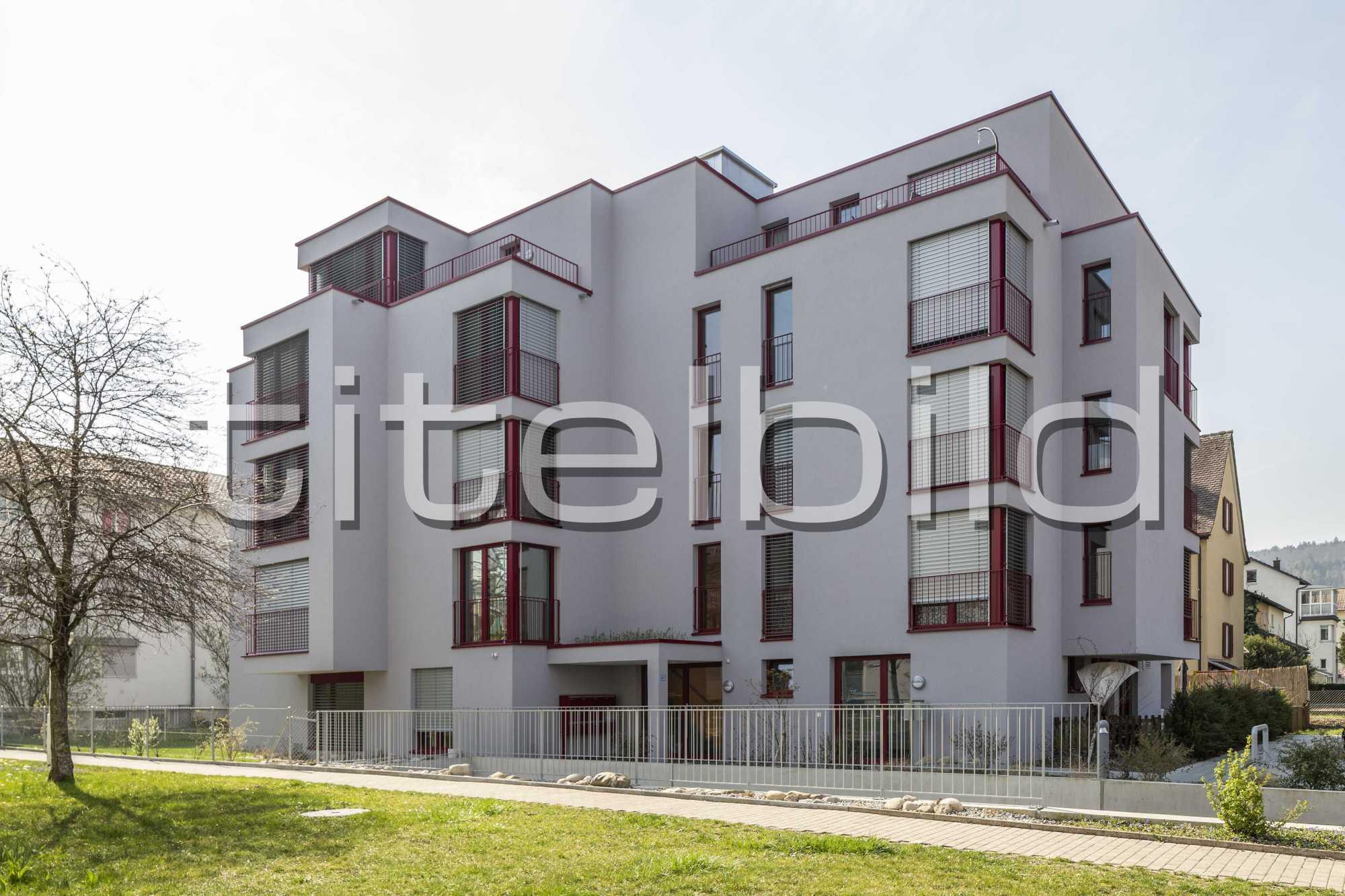 Projektbild-Nr. 0: Neubau Familienhaus