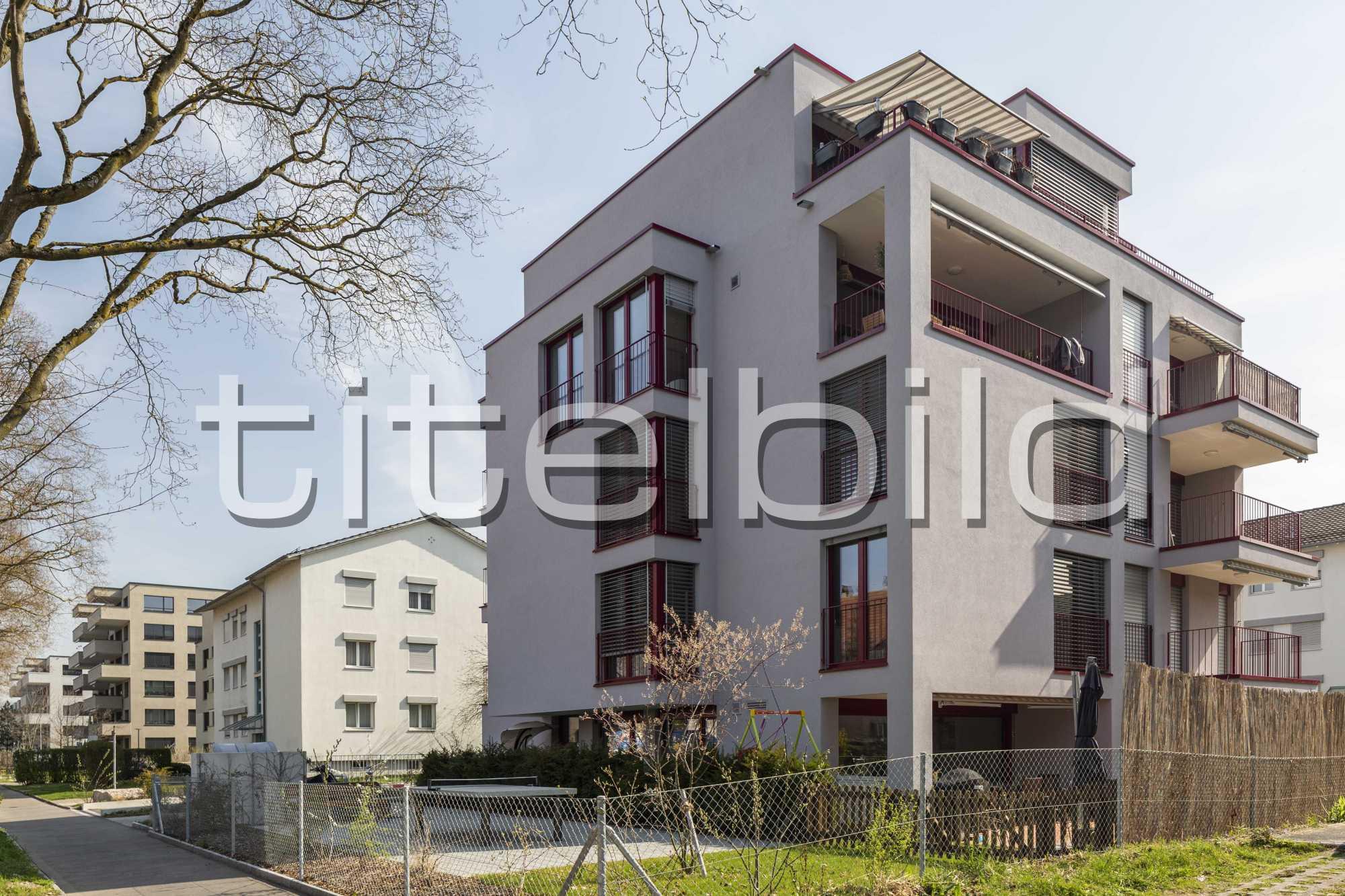 Projektbild-Nr. 1: Neubau Familienhaus