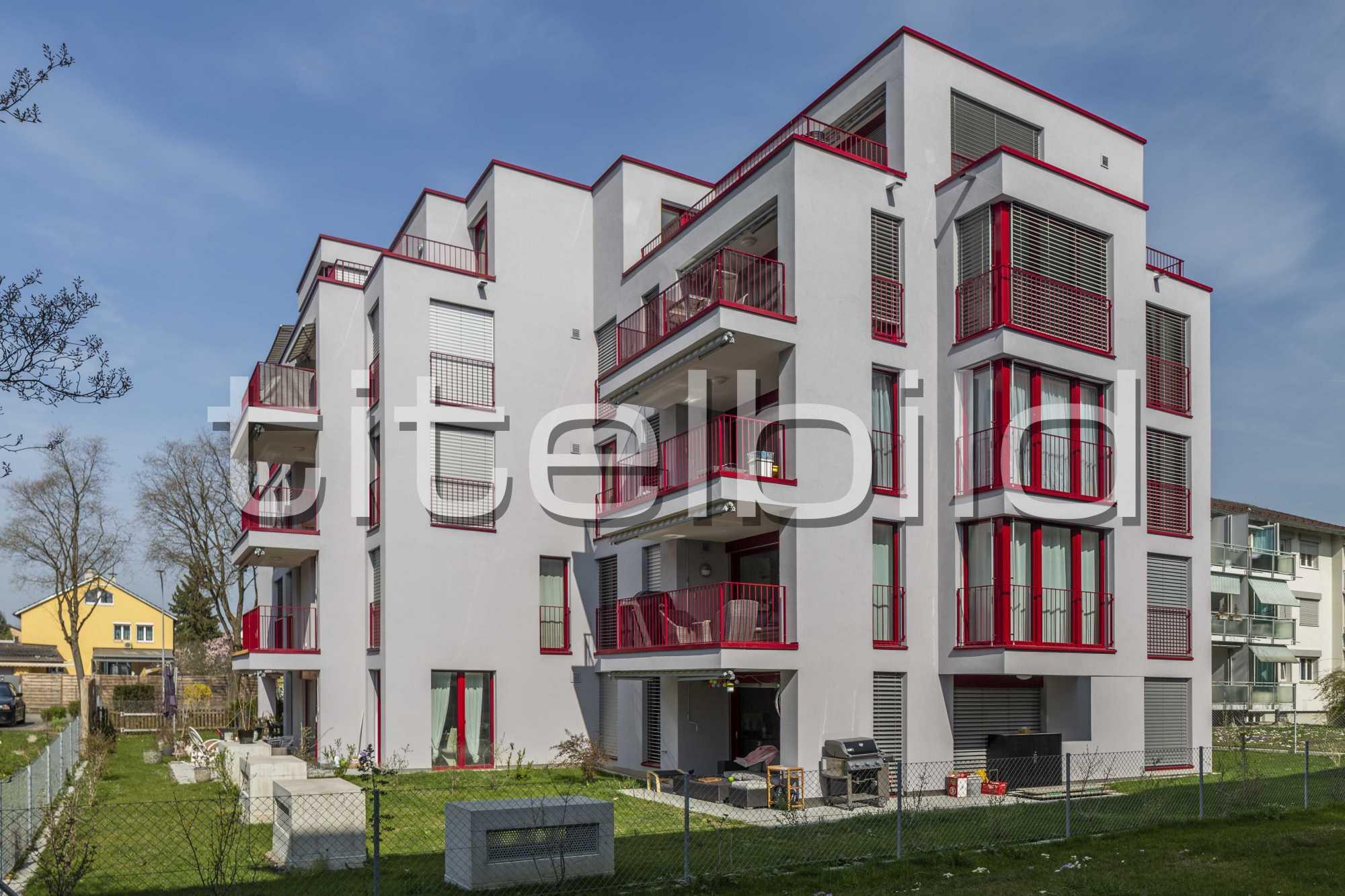 Projektbild-Nr. 2: Neubau Familienhaus