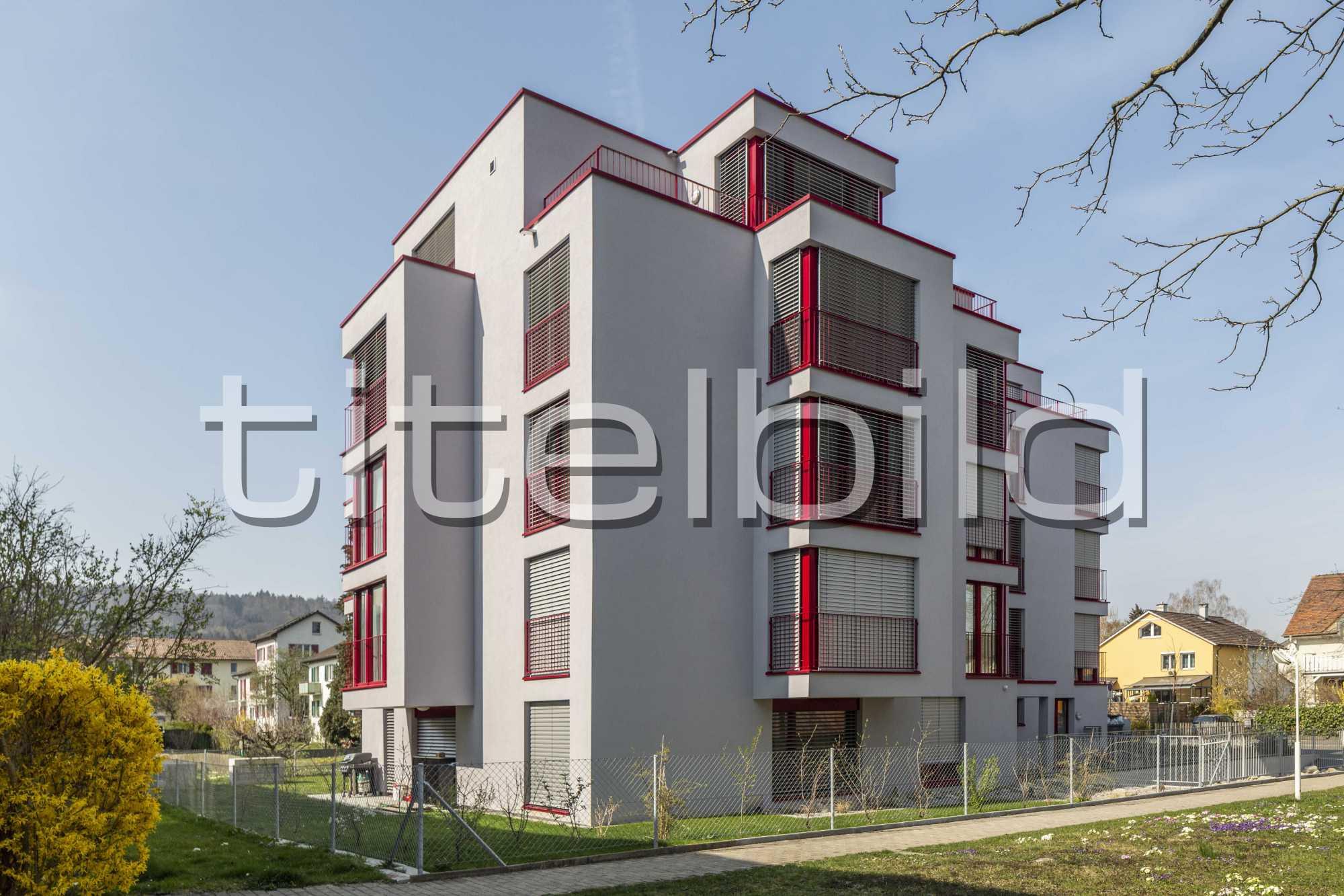 Projektbild-Nr. 4: Neubau Familienhaus