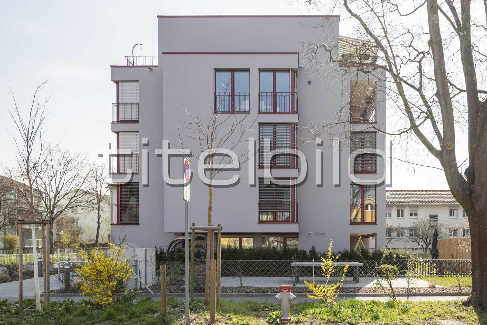 Projektbild-Nr. 5: Neubau Familienhaus