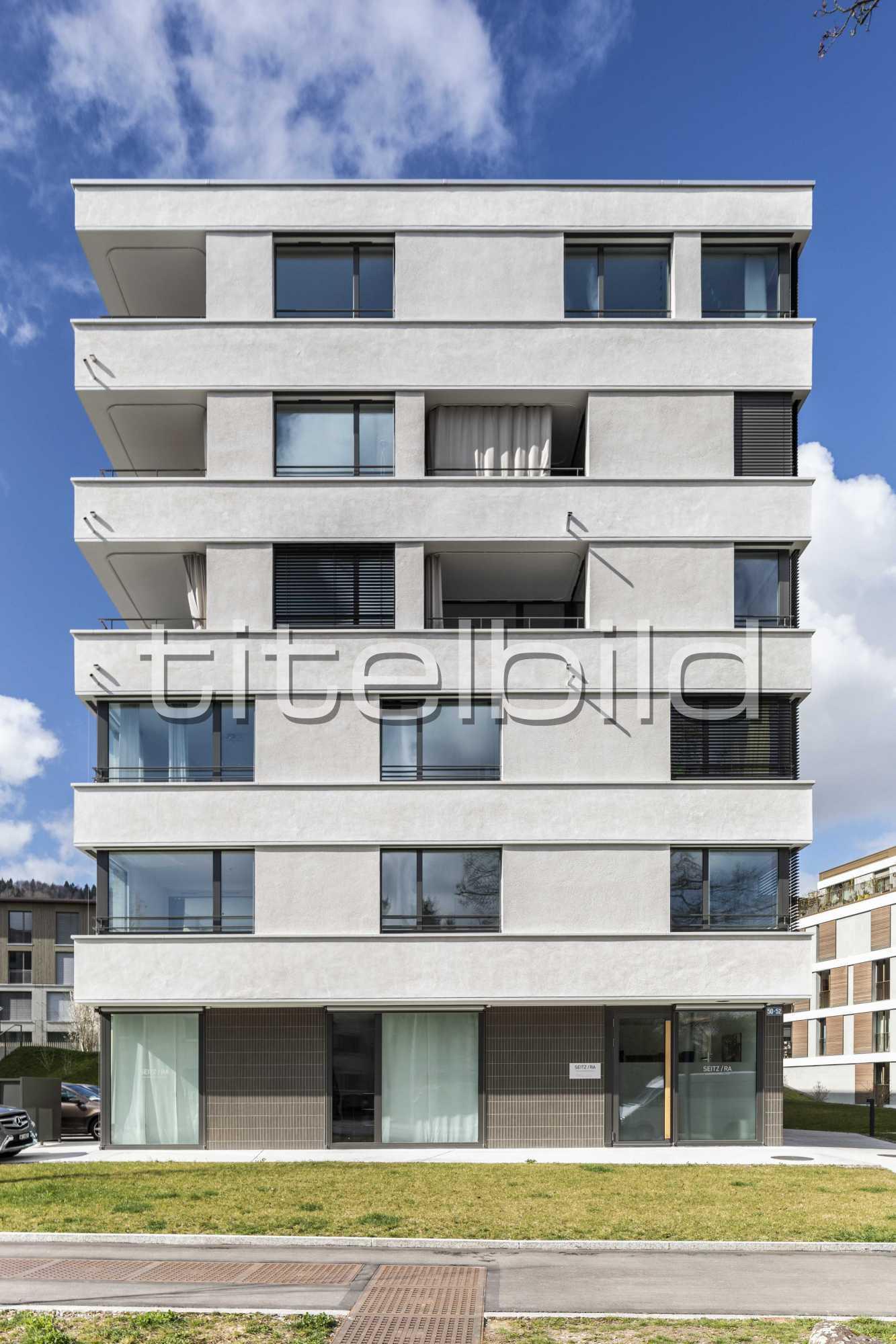 Projektbild-Nr. 4: Wohnhaus In der Ey