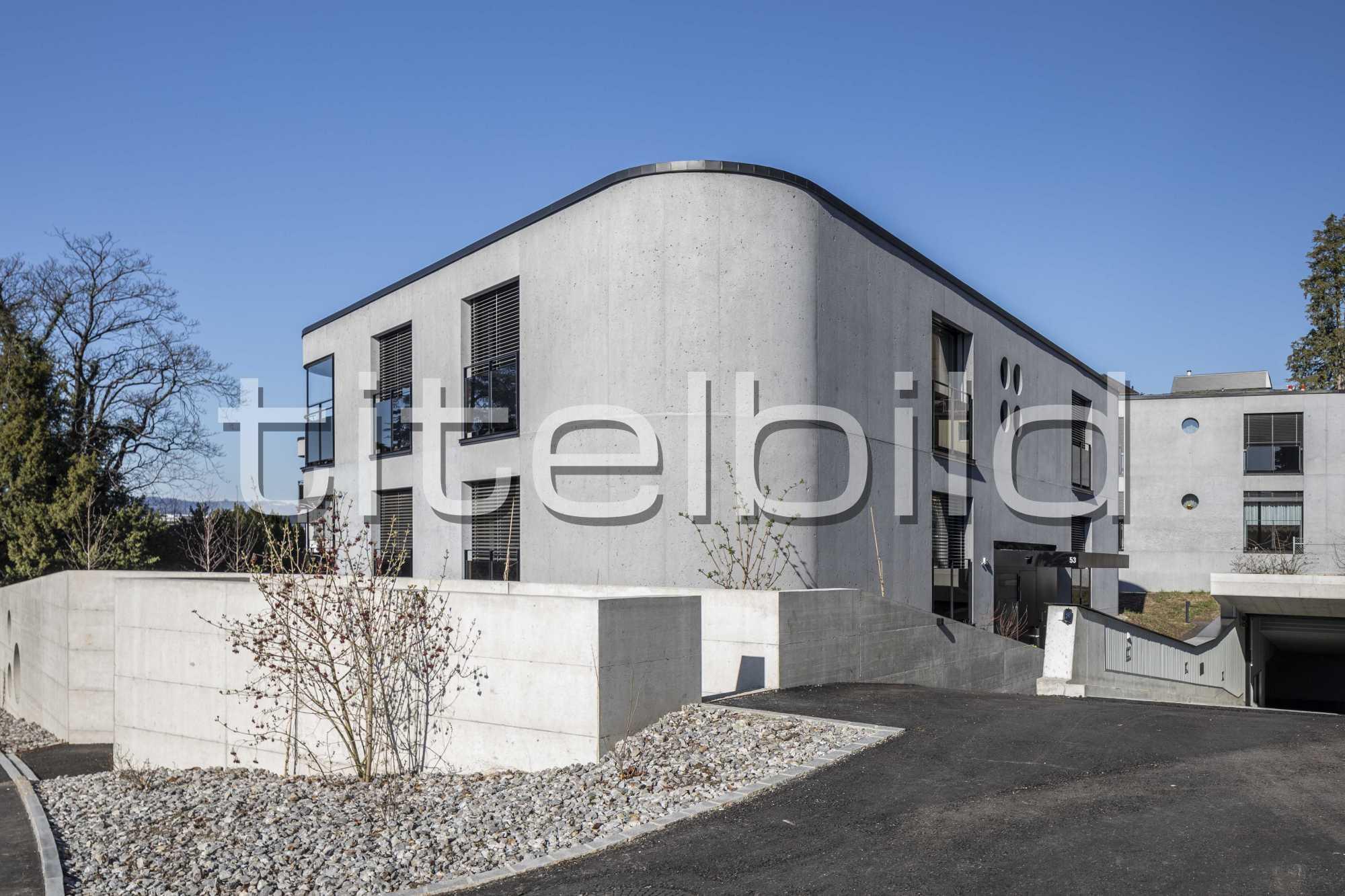 Projektbild-Nr. 0: Neubau Bergstrasse