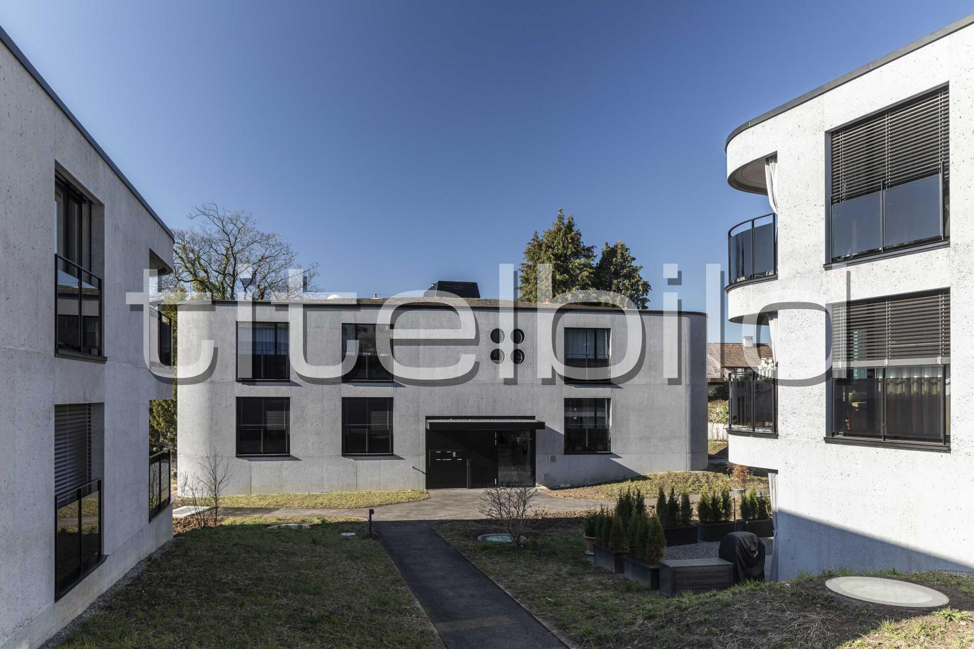 Projektbild-Nr. 10: Neubau Bergstrasse
