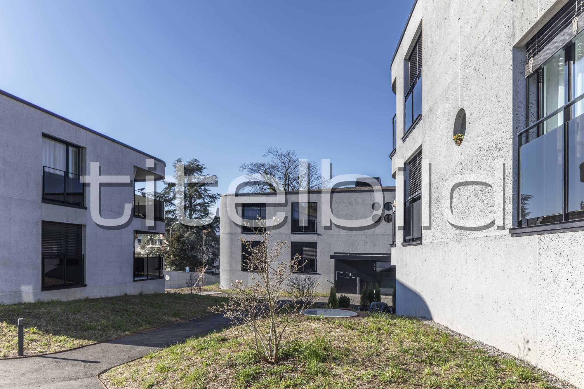 Projektbild-Nr. 1: Neubau Bergstrasse