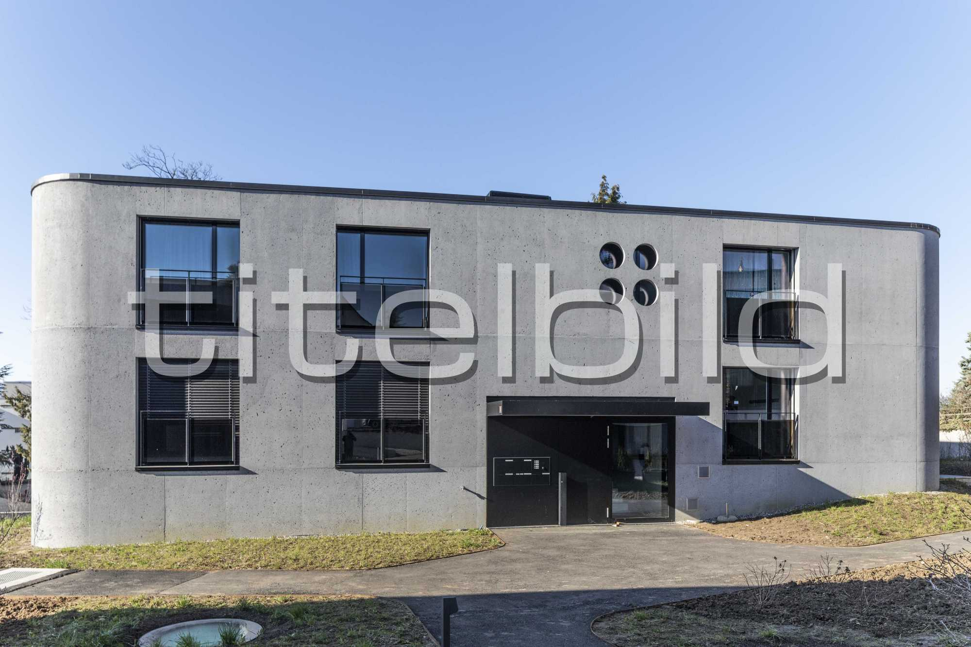 Projektbild-Nr. 2: Neubau Bergstrasse
