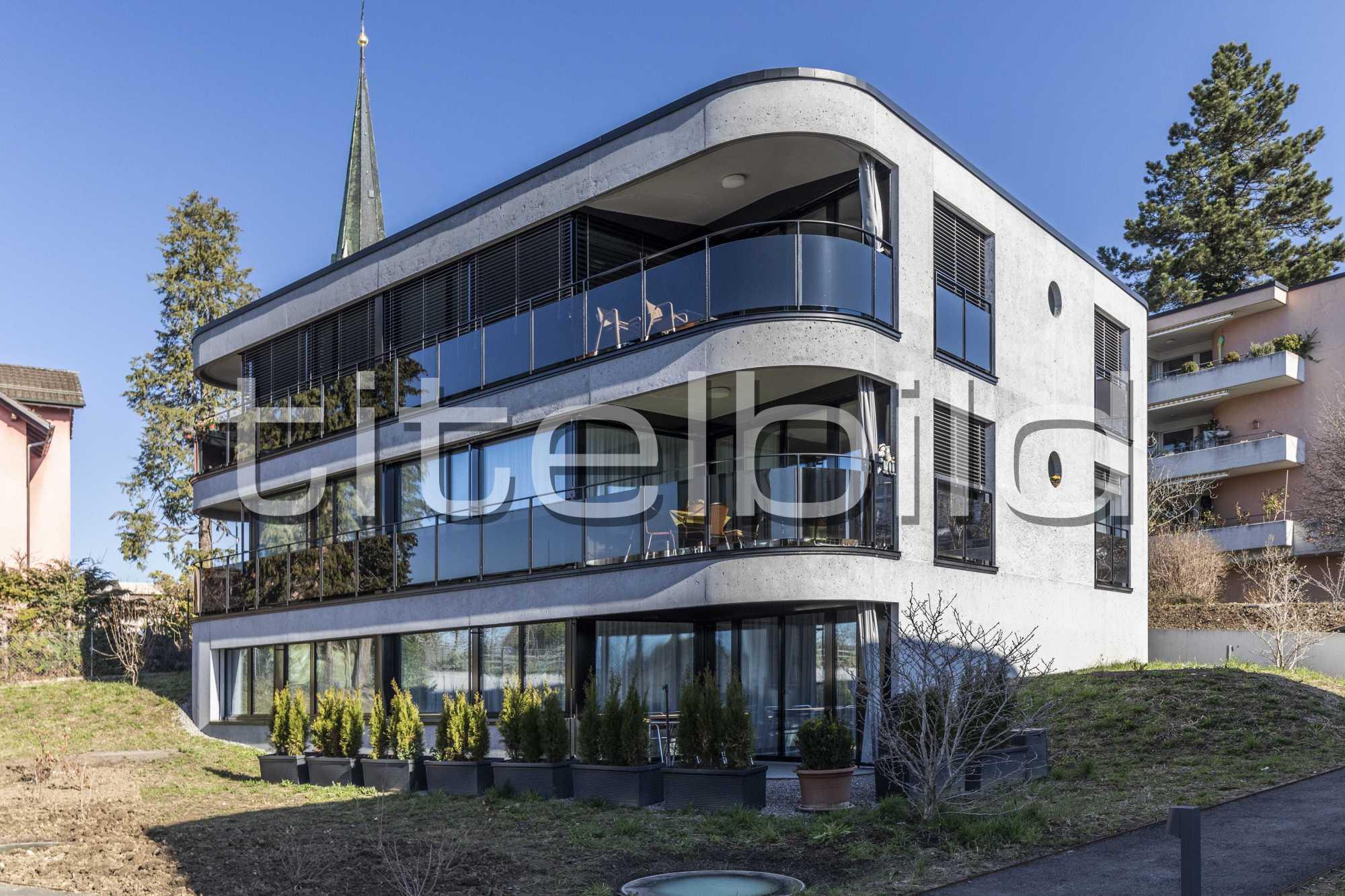 Projektbild-Nr. 3: Neubau Bergstrasse