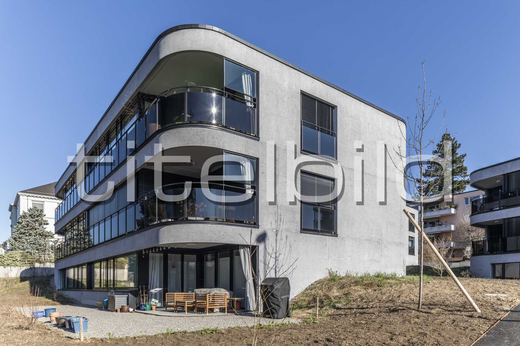 Projektbild-Nr. 4: Neubau Bergstrasse