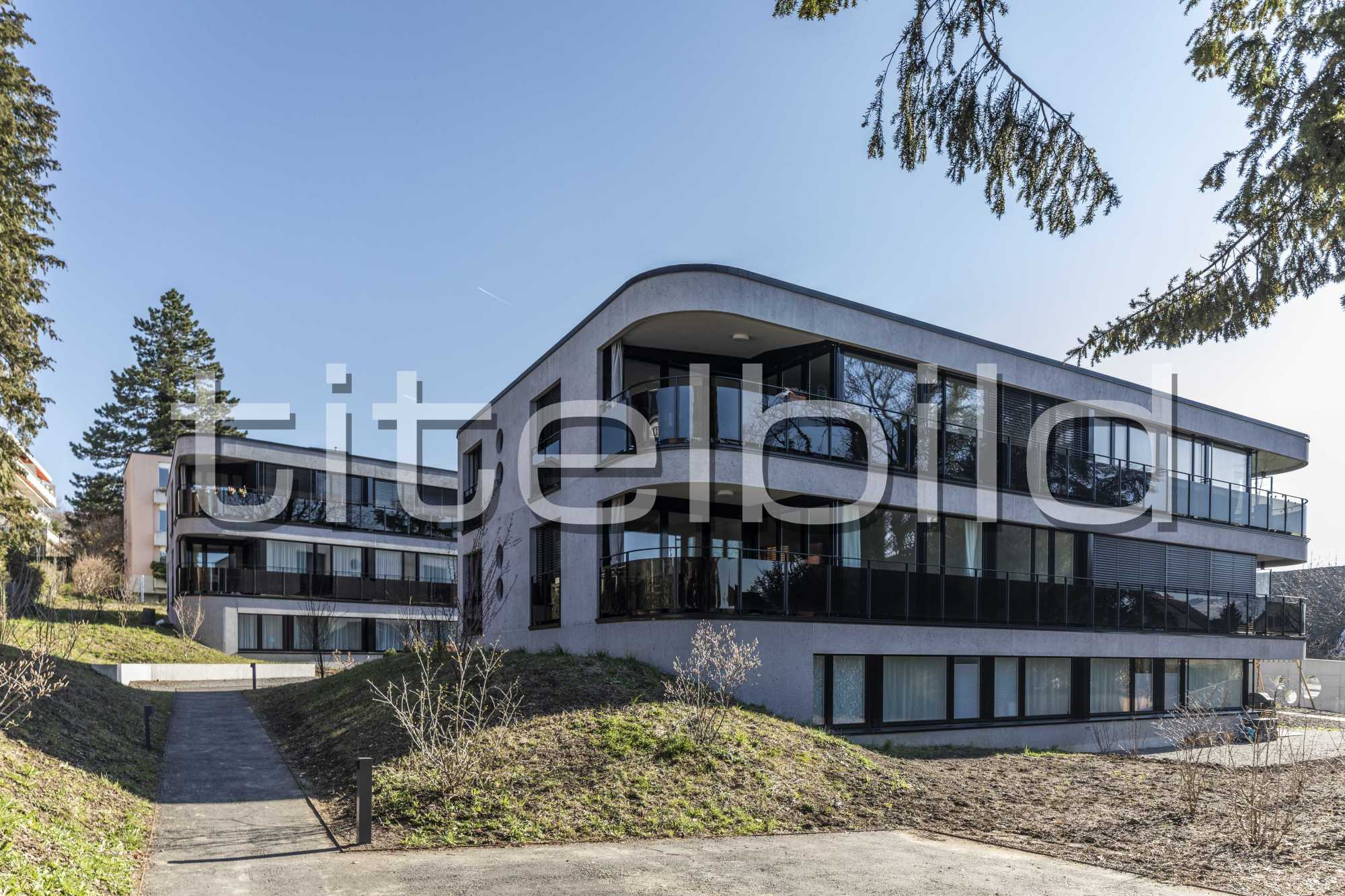 Projektbild-Nr. 5: Neubau Bergstrasse