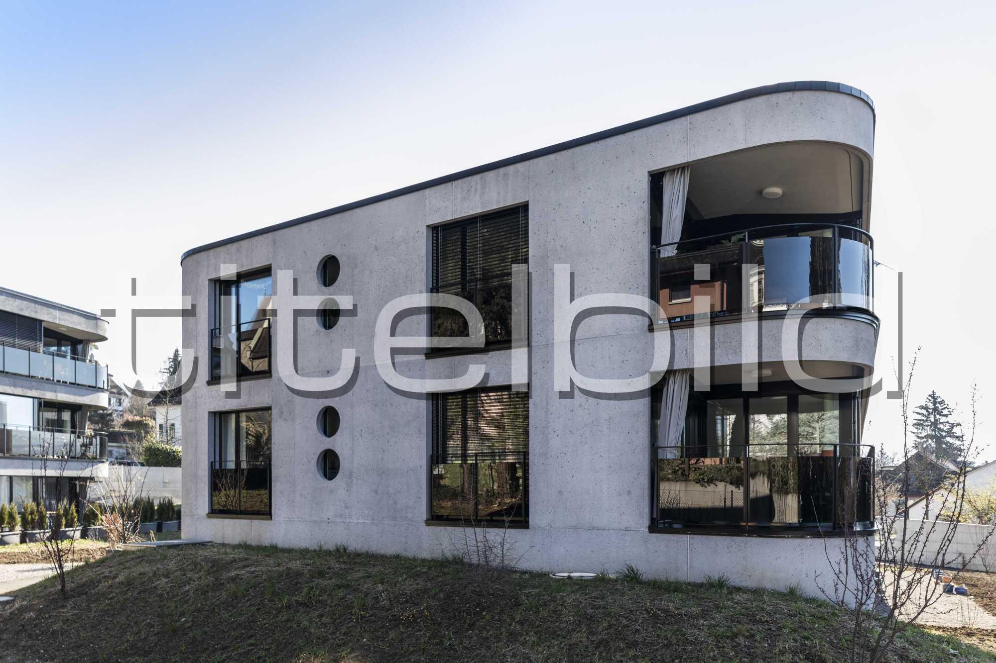Projektbild-Nr. 6: Neubau Bergstrasse