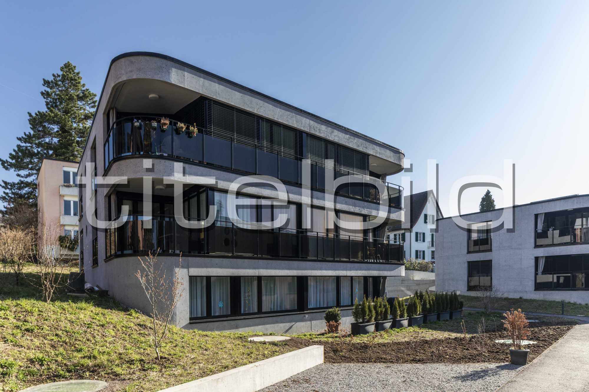 Projektbild-Nr. 7: Neubau Bergstrasse