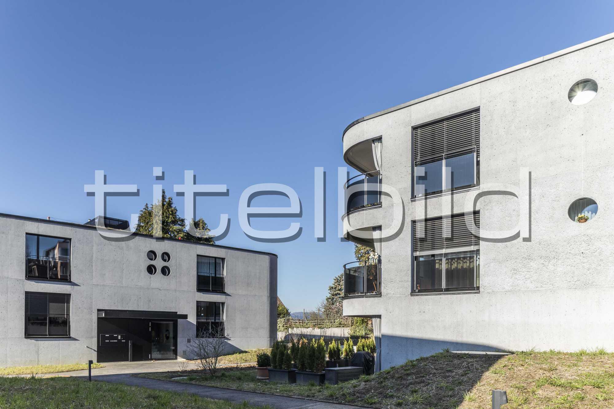 Projektbild-Nr. 8: Neubau Bergstrasse