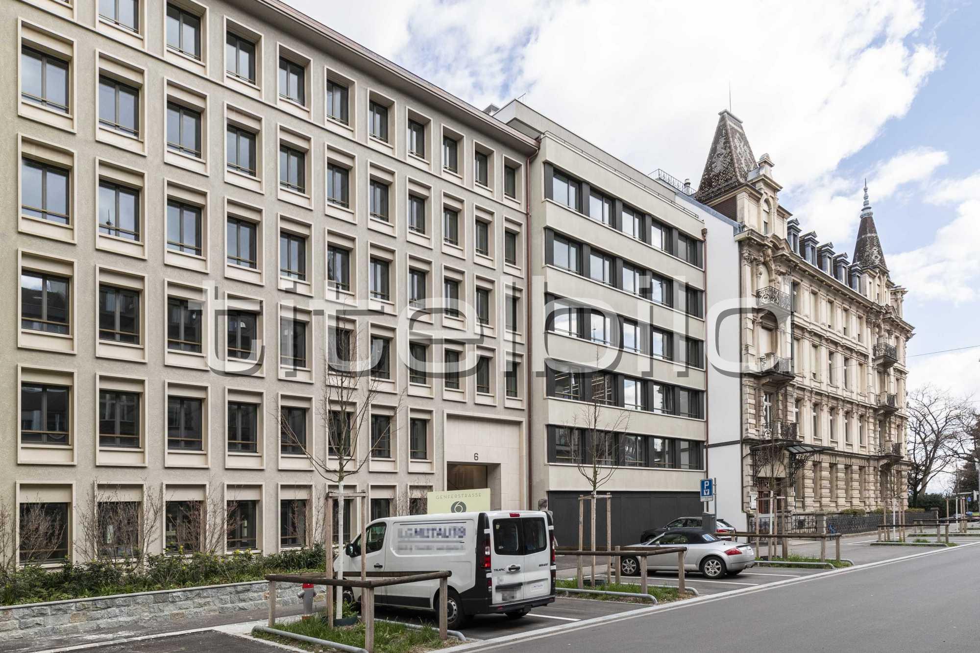 Projektbild-Nr. 0: Umbau Bürogebäude